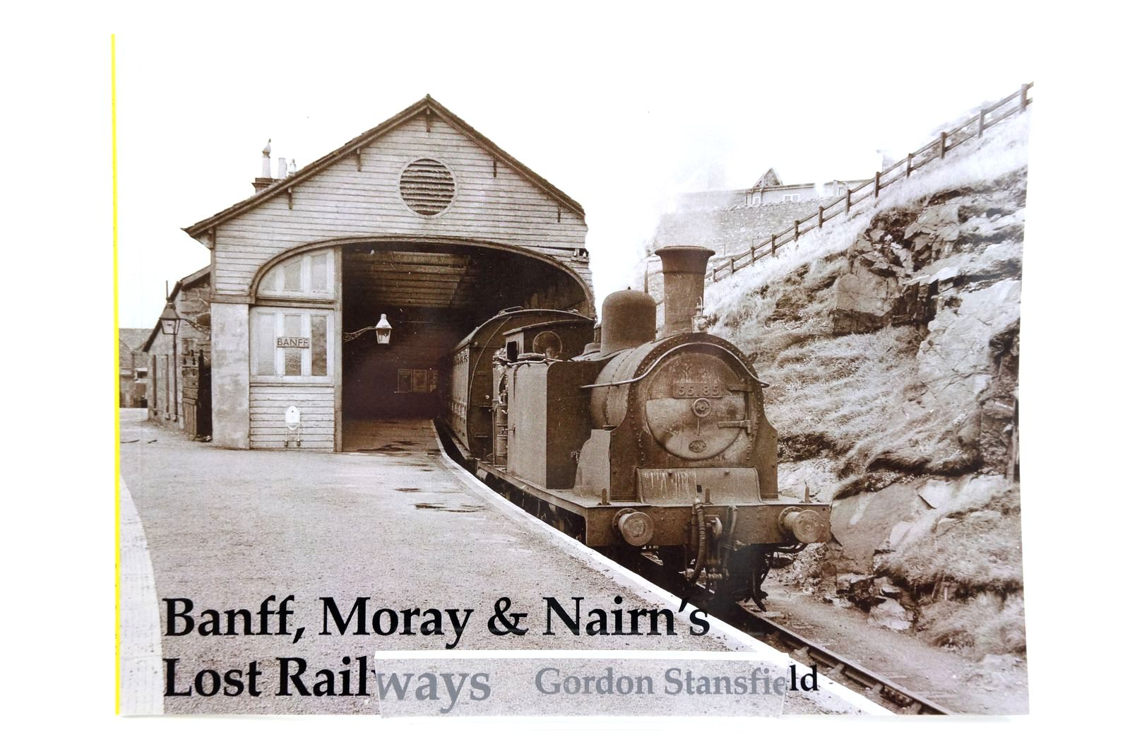 Photo of BANFF, MORAY & NAIRN'S LOST RAILWAYS- Stock Number: 2133714