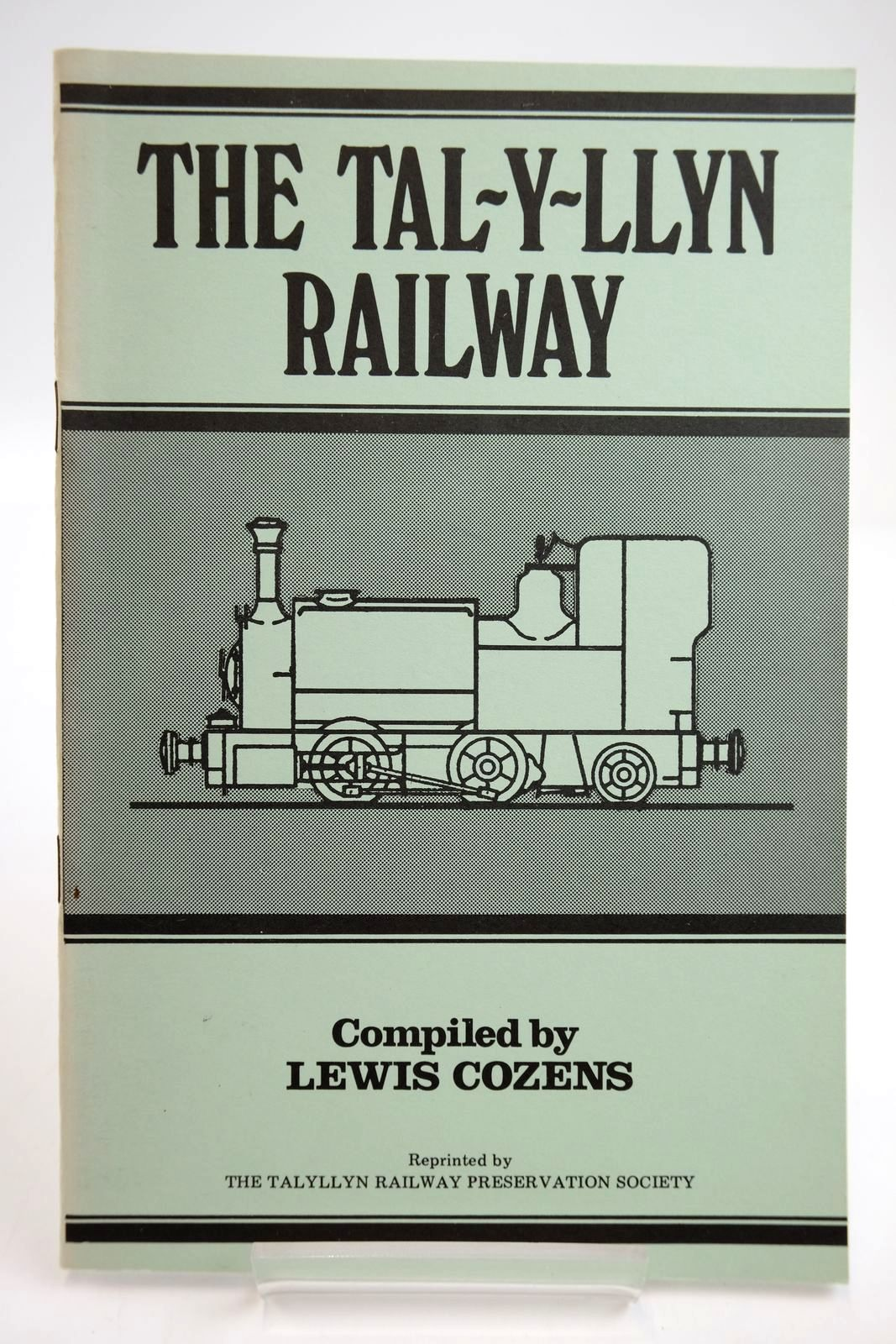 Photo of THE TAL-Y-LLYN RAILWAY written by Cozens, Lewis published by The Talyllyn Railway Preservation Society (STOCK CODE: 2133727)  for sale by Stella & Rose's Books