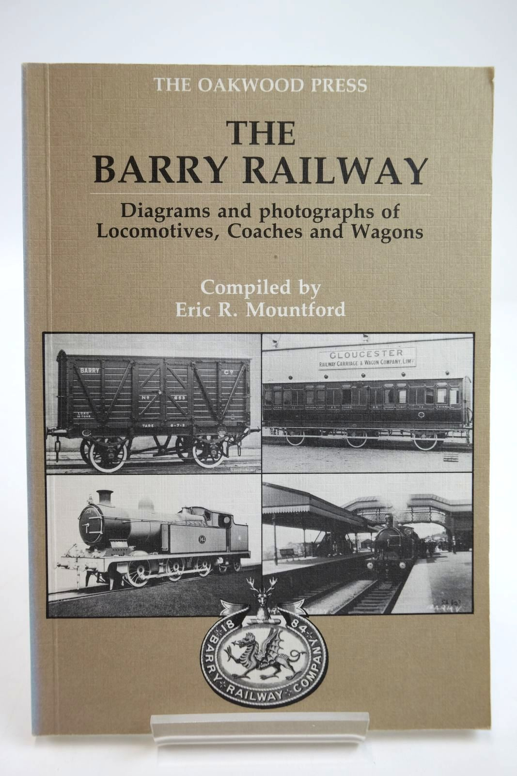 Photo of THE BARRY RAILWAY- Stock Number: 2133731