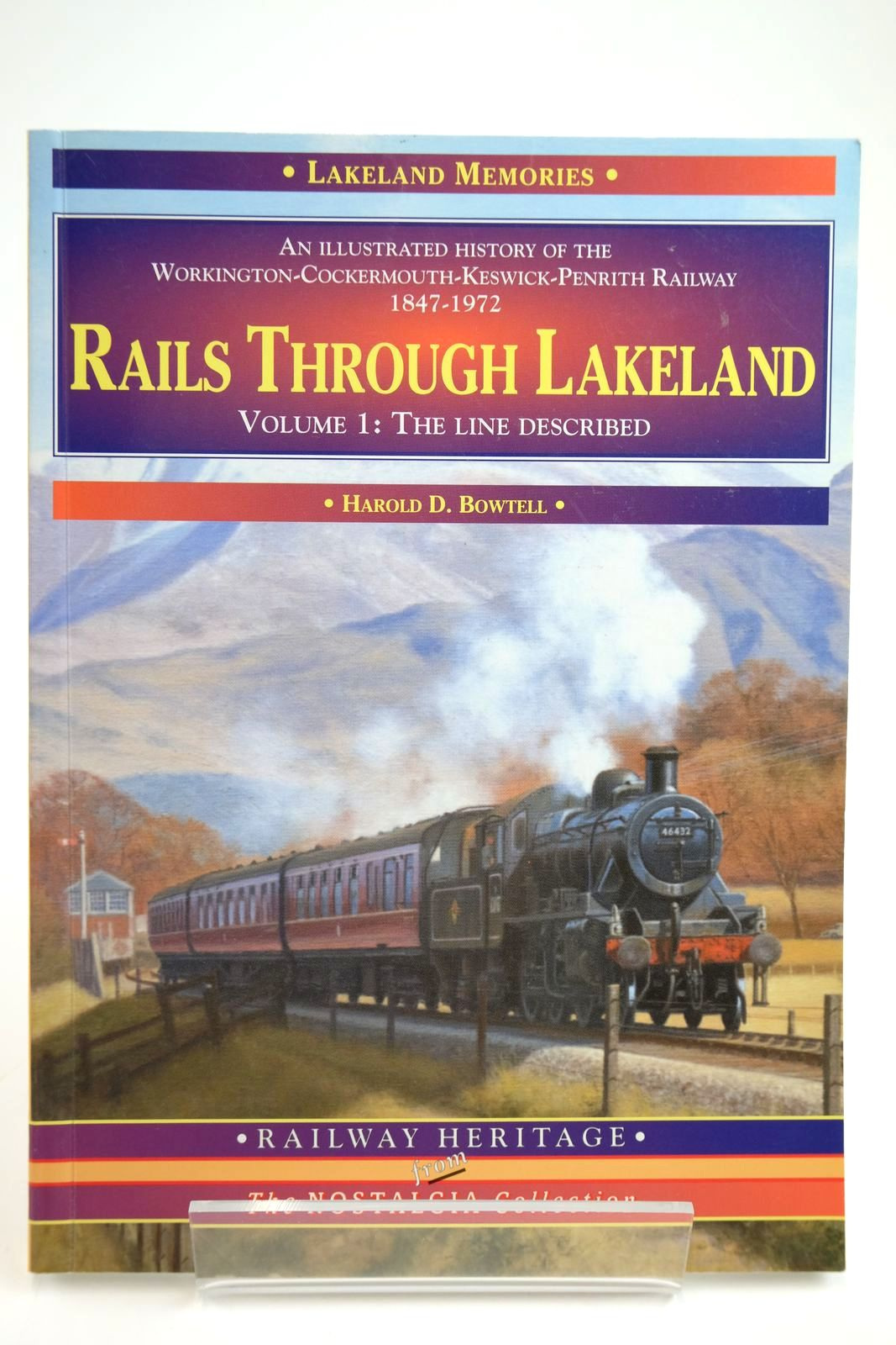 Photo of RAILS THROUGH LAKELAND VOLUME 1: THE LINE DESCRIBED- Stock Number: 2133737