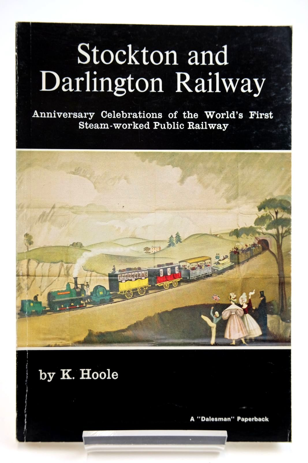 Photo of STOCKTON AND DARLINGTON RAILWAY- Stock Number: 2133741