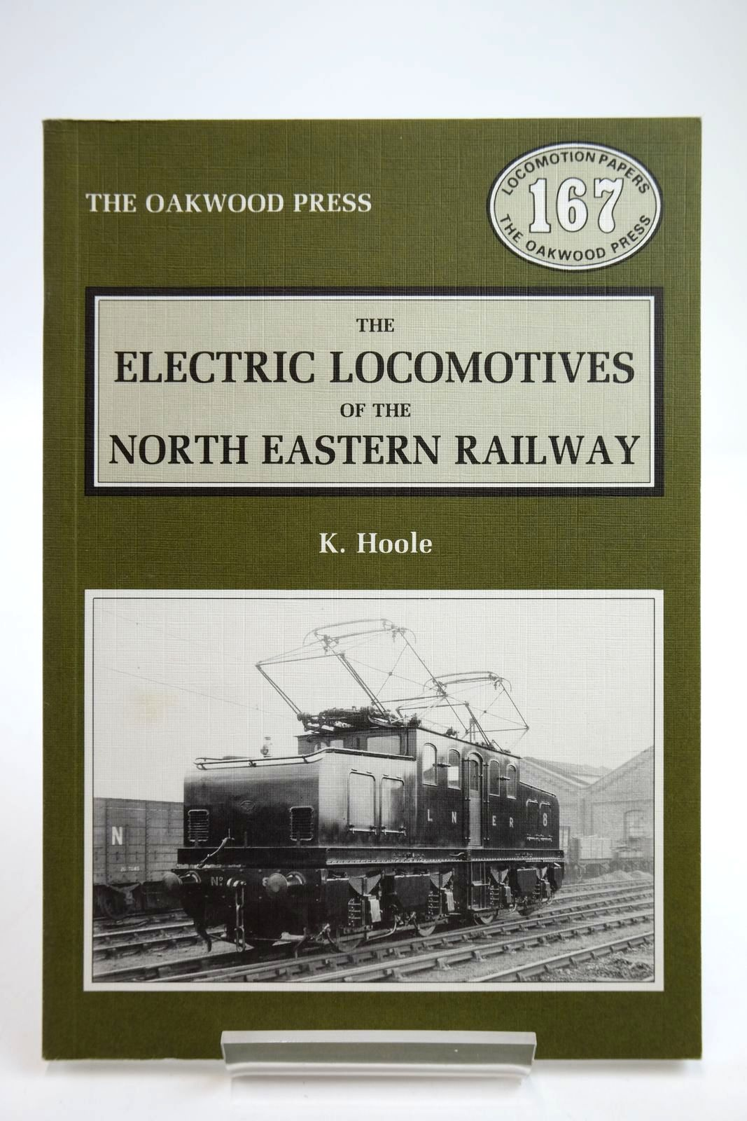 Photo of THE ELECTRIC LOCOMOTIVES OF THE NORTH EASTERN RAILWAY- Stock Number: 2133745