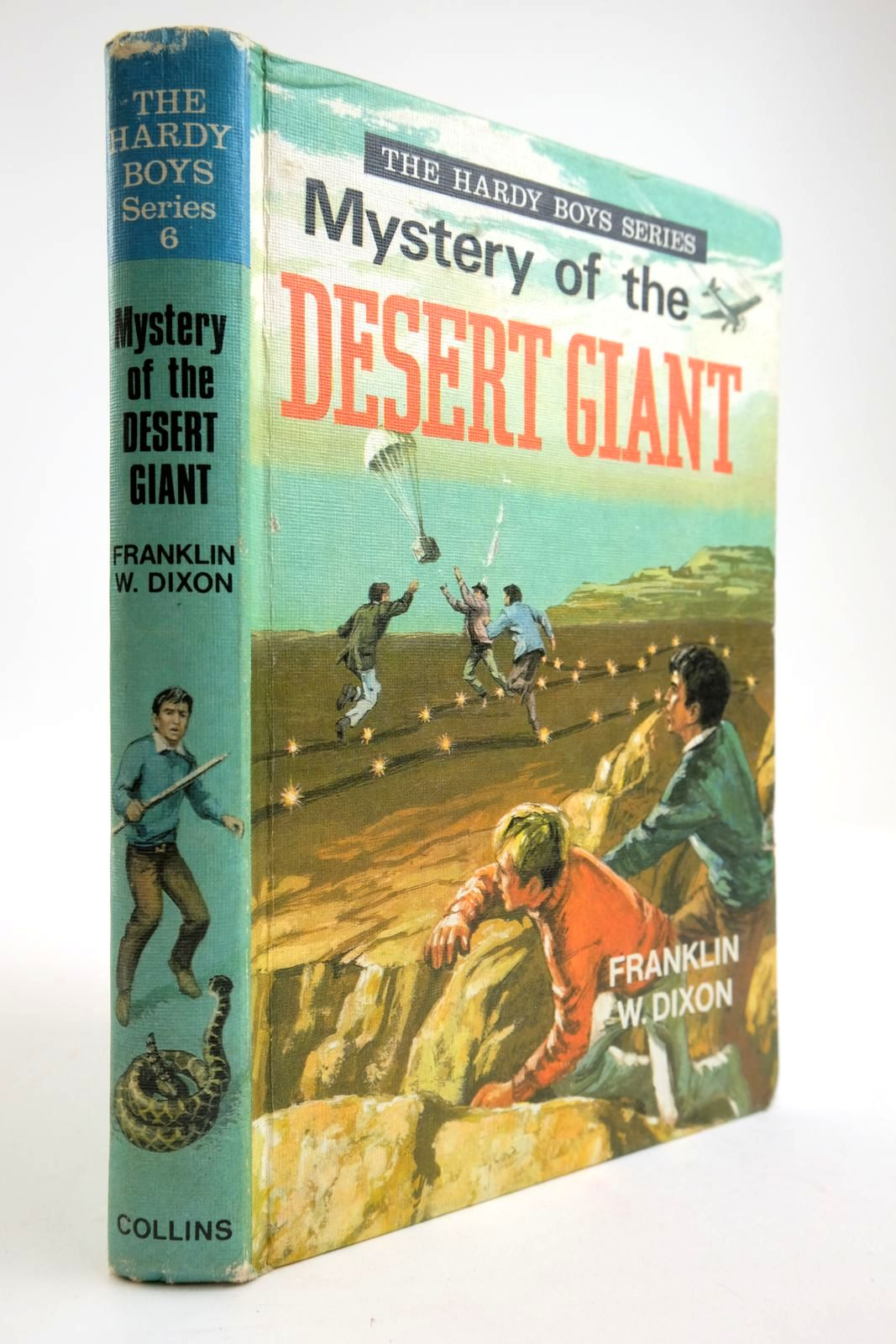 Photo of MYSTERY OF THE DESERT GIANT- Stock Number: 2133753