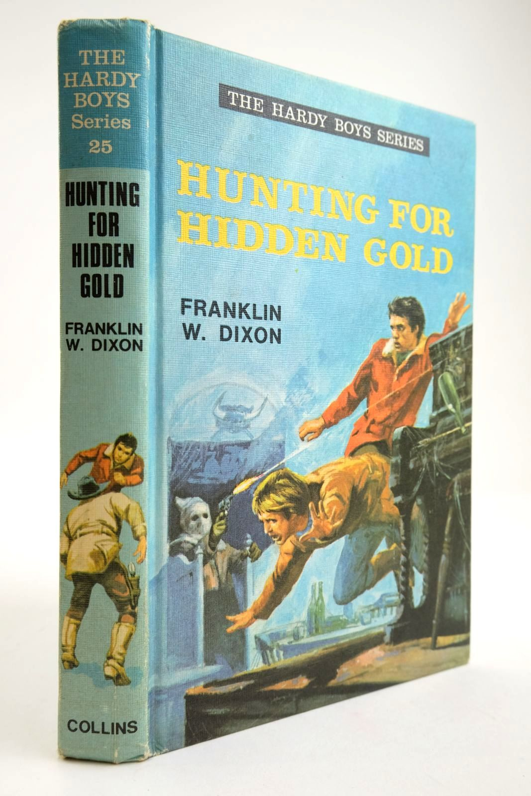 Photo of HUNTING FOR HIDDEN GOLD- Stock Number: 2133754