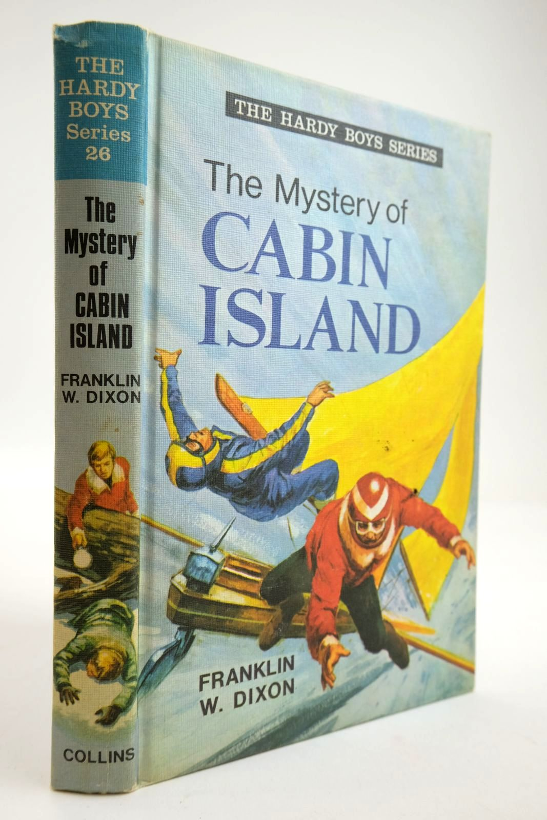 Photo of THE MYSTERY OF CABIN ISLAND- Stock Number: 2133755