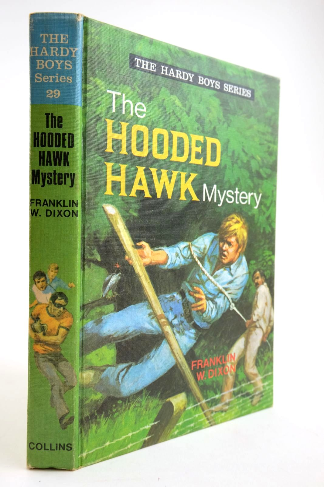 Photo of THE HOODED HAWK MYSTERY- Stock Number: 2133758