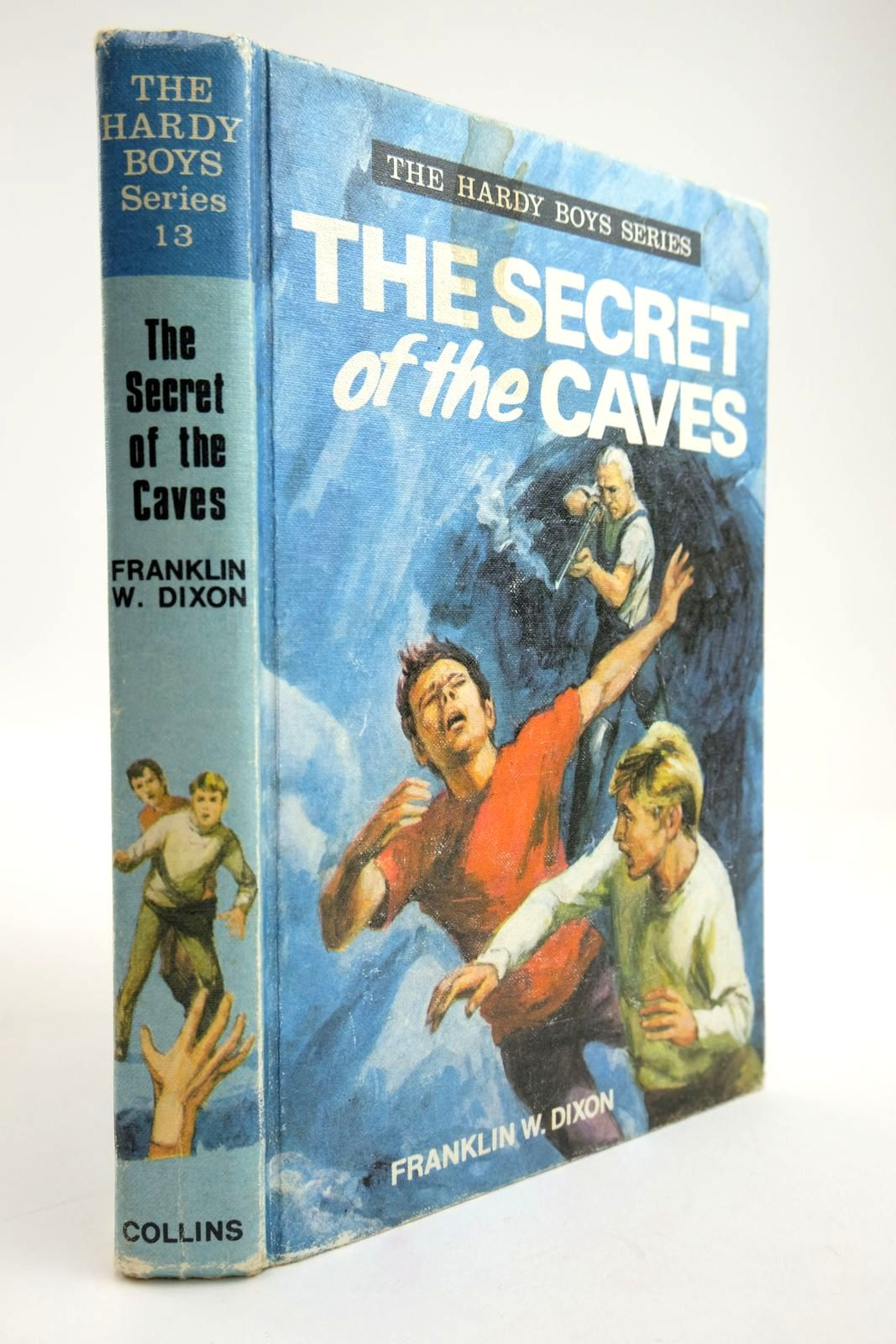 Photo of THE SECRET OF THE CAVES- Stock Number: 2133760