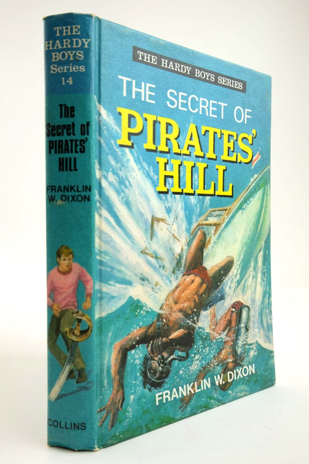 Photo of THE SECRET OF PIRATES' HILL- Stock Number: 2133761