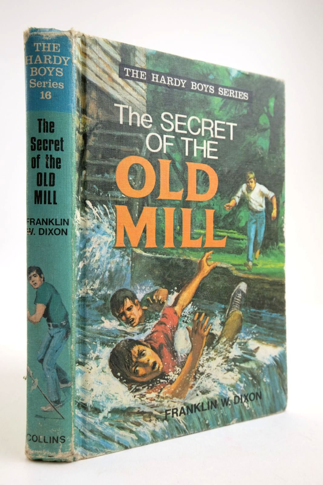 Photo of THE SECRET OF THE OLD MILL- Stock Number: 2133763