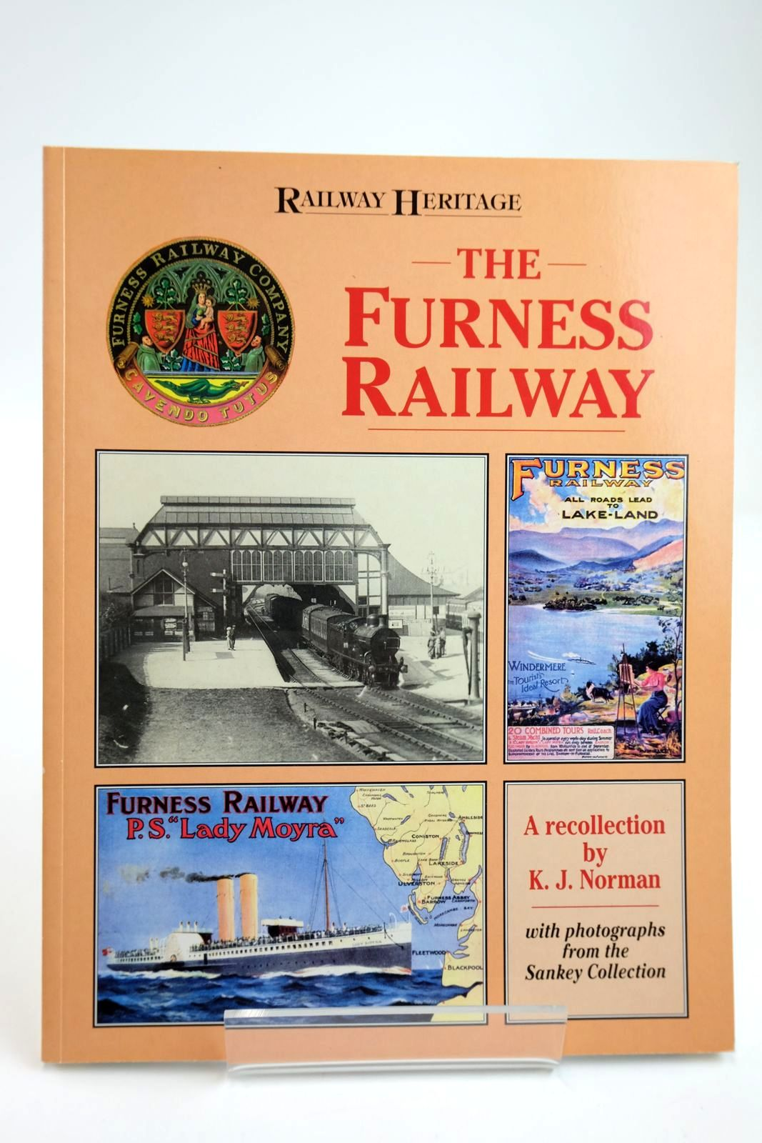 Photo of THE FURNESS RAILWAY: A RECOLLECTION- Stock Number: 2133787