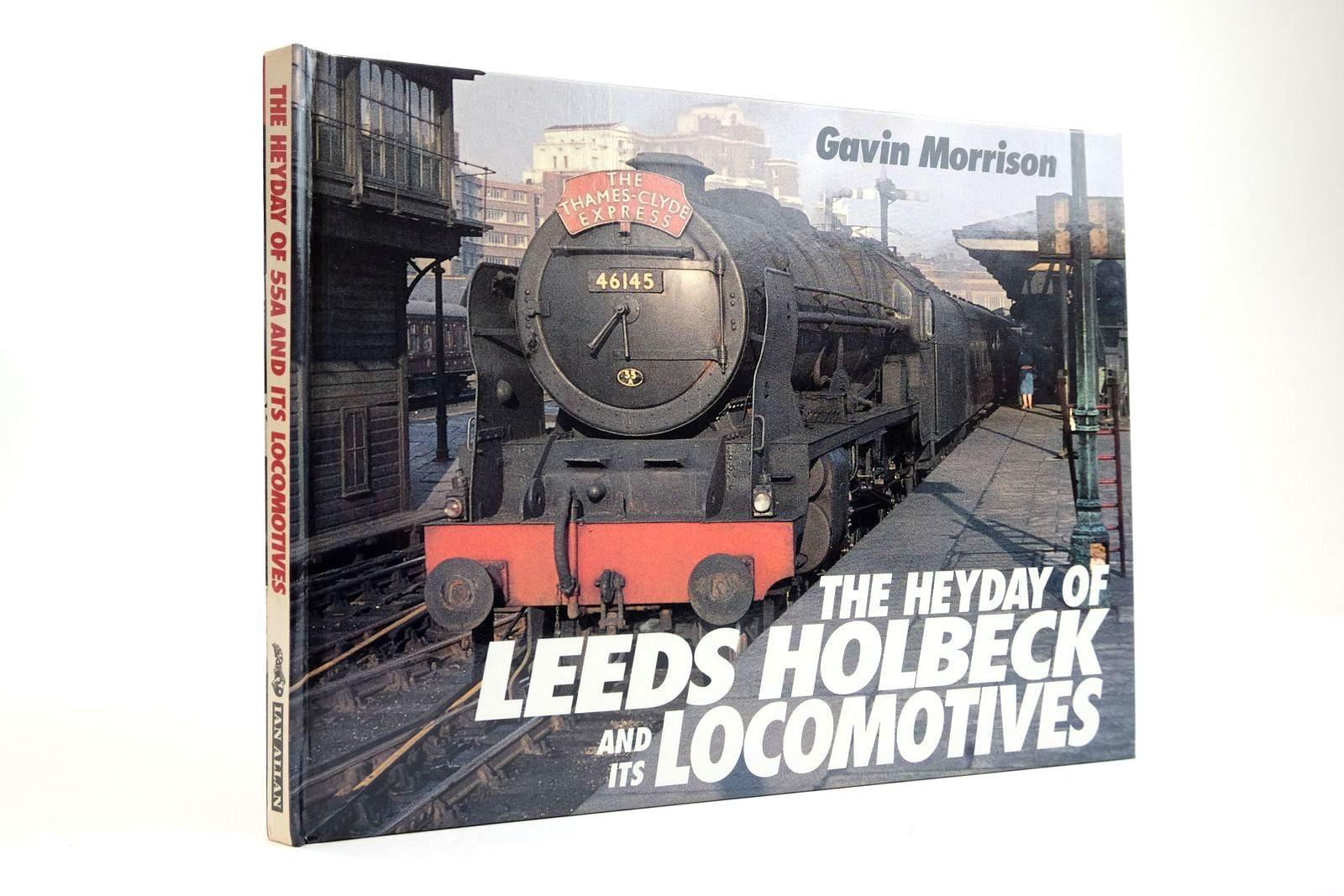 Photo of THE HEYDAY OF LEEDS HOLBECK AND ITS LOCOMOTIVES- Stock Number: 2133794