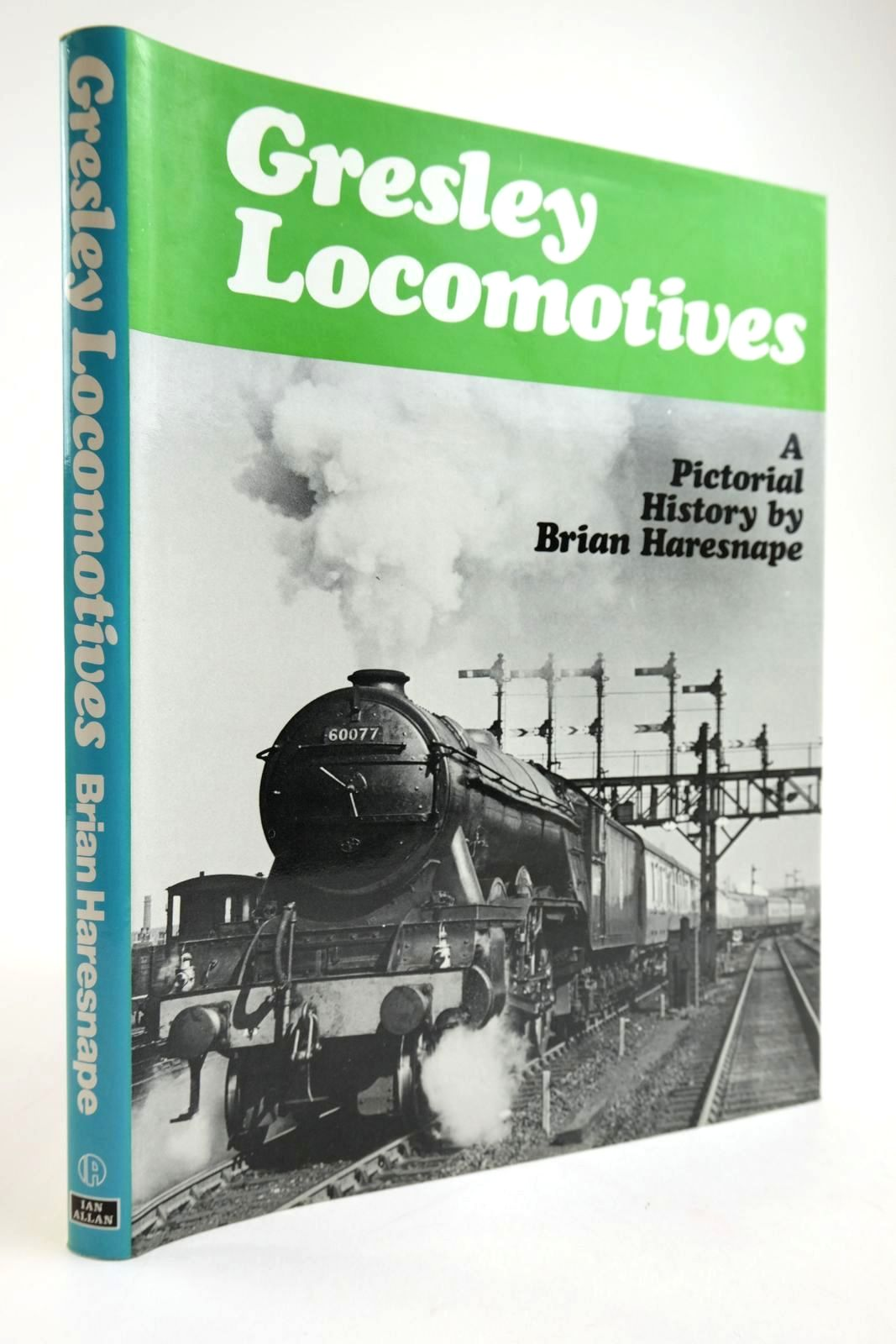 Photo of GRESLEY LOCOMOTIVES A PICTORIAL HISTORY- Stock Number: 2133797