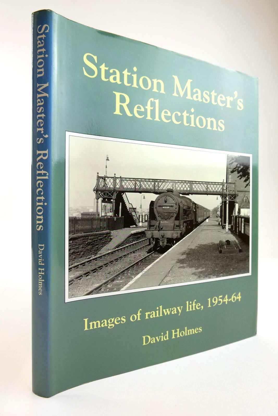 Photo of STATION MASTER'S REFLECTIONS- Stock Number: 2133803