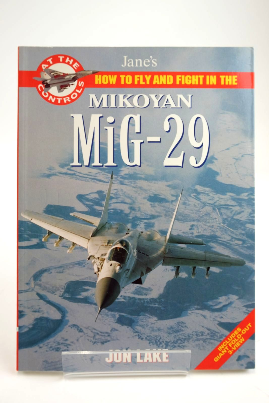 Photo of MIKOYAN MIG-29 FULCRUM written by Lake, Jon published by Harper Collins (STOCK CODE: 2133817)  for sale by Stella & Rose's Books