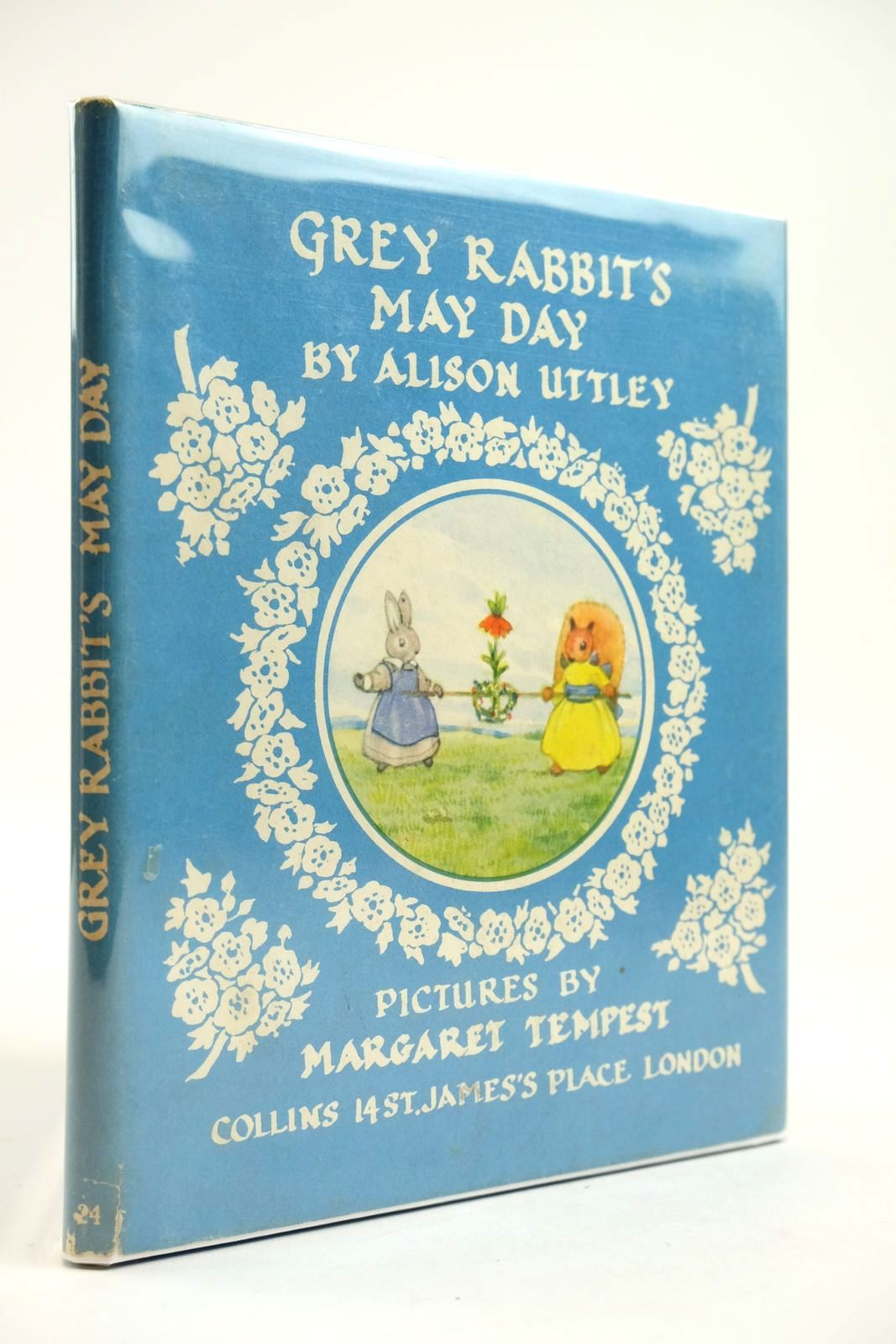 Photo of GREY RABBIT'S MAY DAY- Stock Number: 2133822