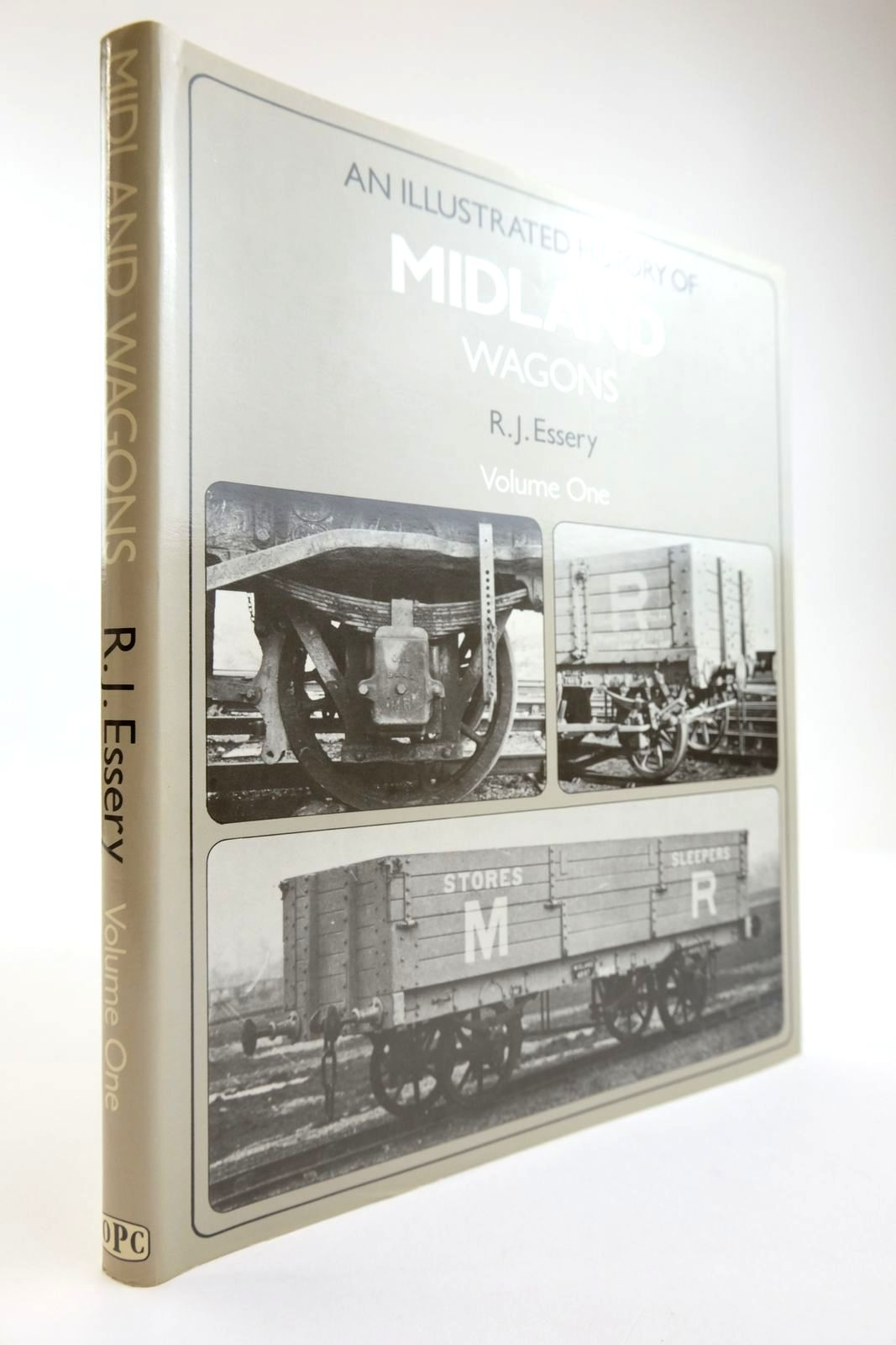 Photo of AN ILLUSTRATED HISTORY OF MIDLAND WAGONS VOLUME ONE- Stock Number: 2133828