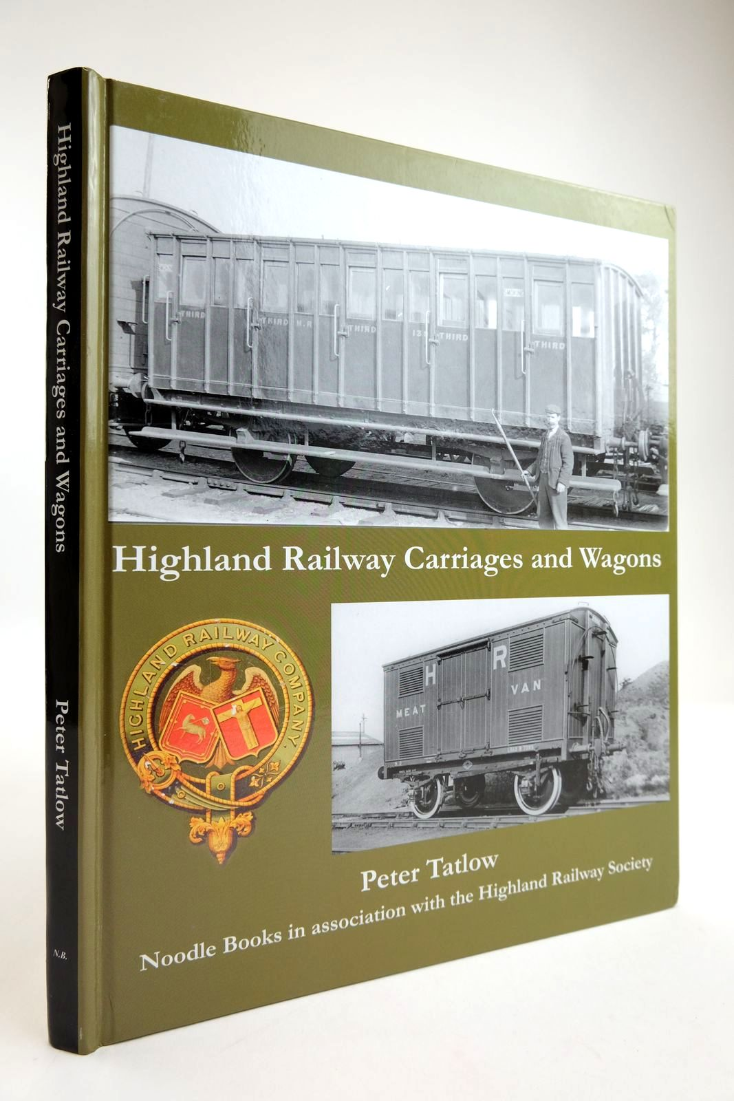 Photo of HIGHLAND RAILWAY CARRIAGES AND WAGONS- Stock Number: 2133837