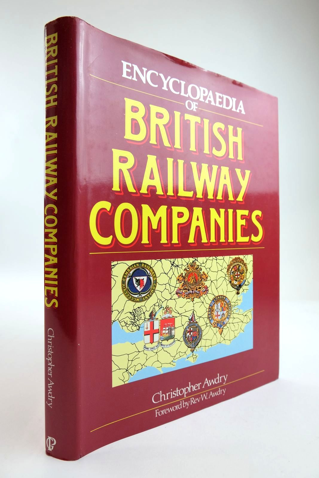 Photo of ENCYCLOPAEDIA OF BRITISH RAILWAY COMPANIES- Stock Number: 2133846