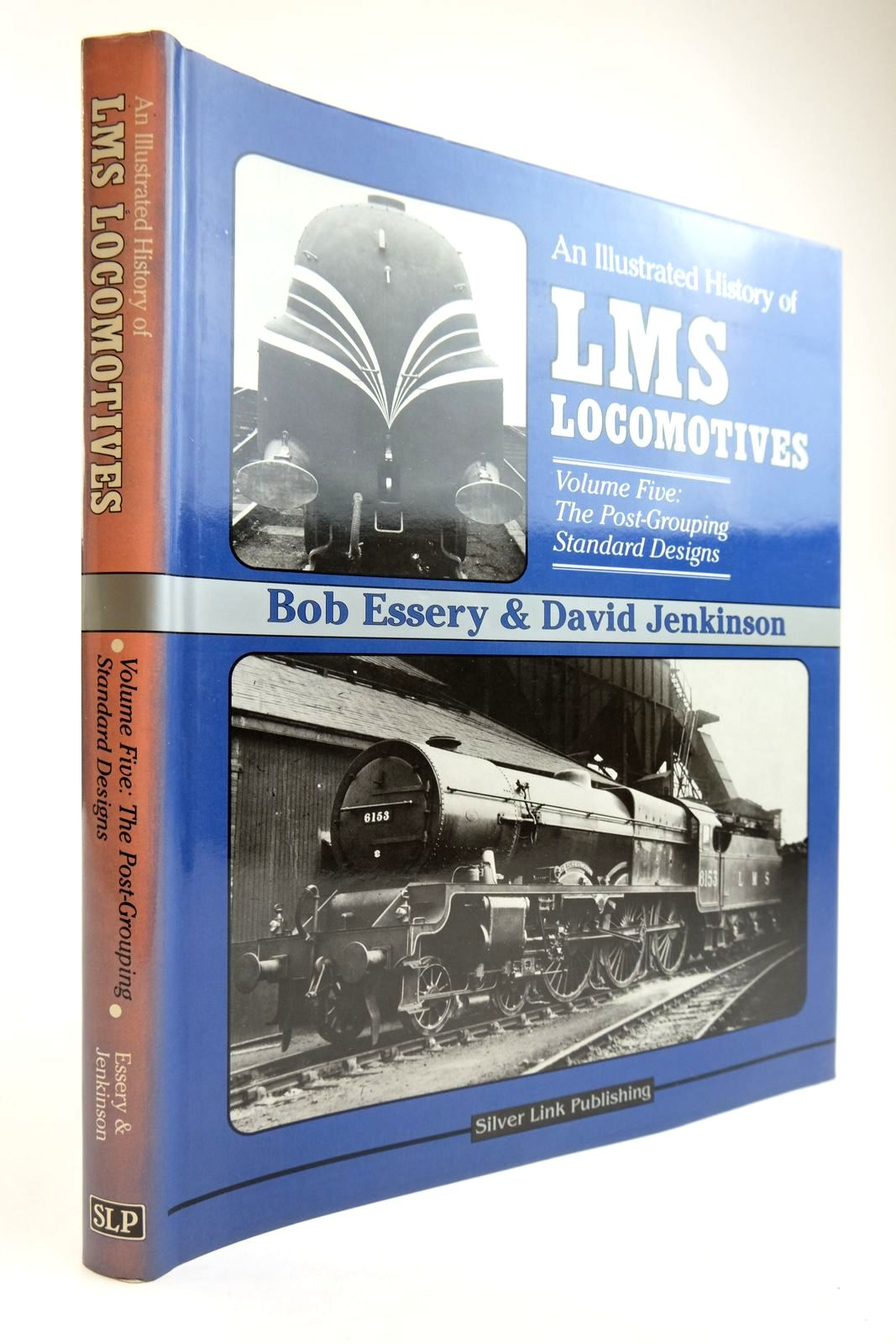 Photo of AN ILLUSTRATED HISTORY OF LMS LOCOMOTIVES VOLUME FIVE- Stock Number: 2133848