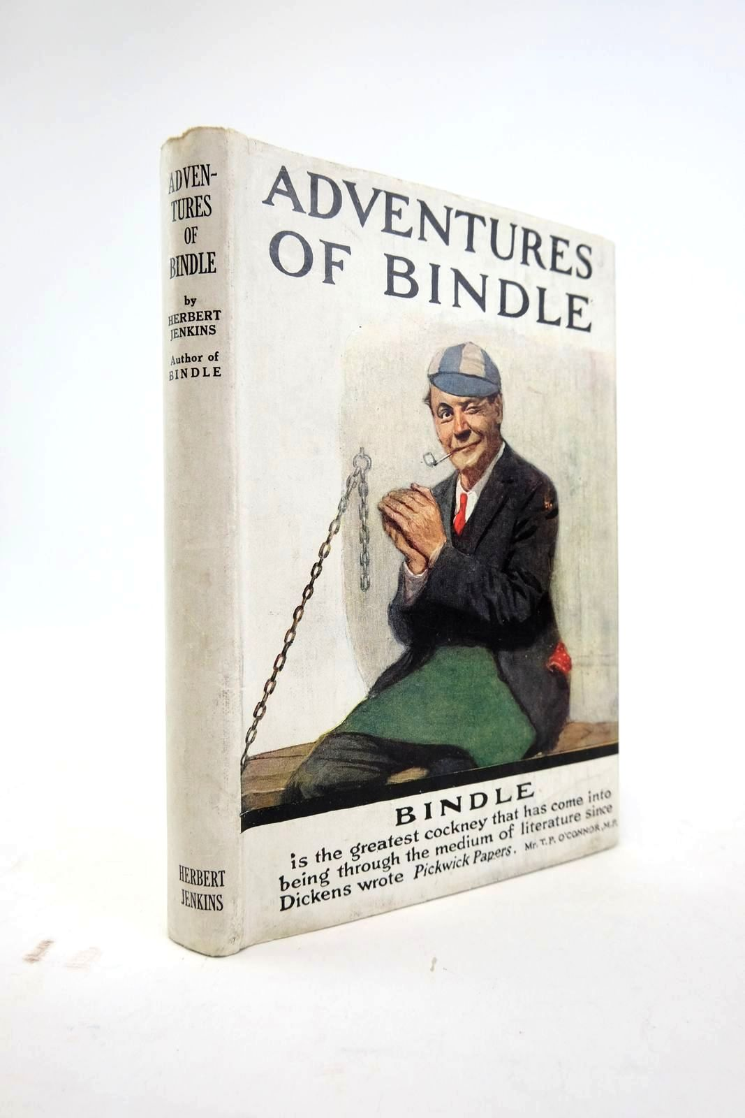 Photo of ADVENTURES OF BINDLE written by Jenkins, Herbert published by Herbert Jenkins Ltd. (STOCK CODE: 2133850)  for sale by Stella & Rose's Books