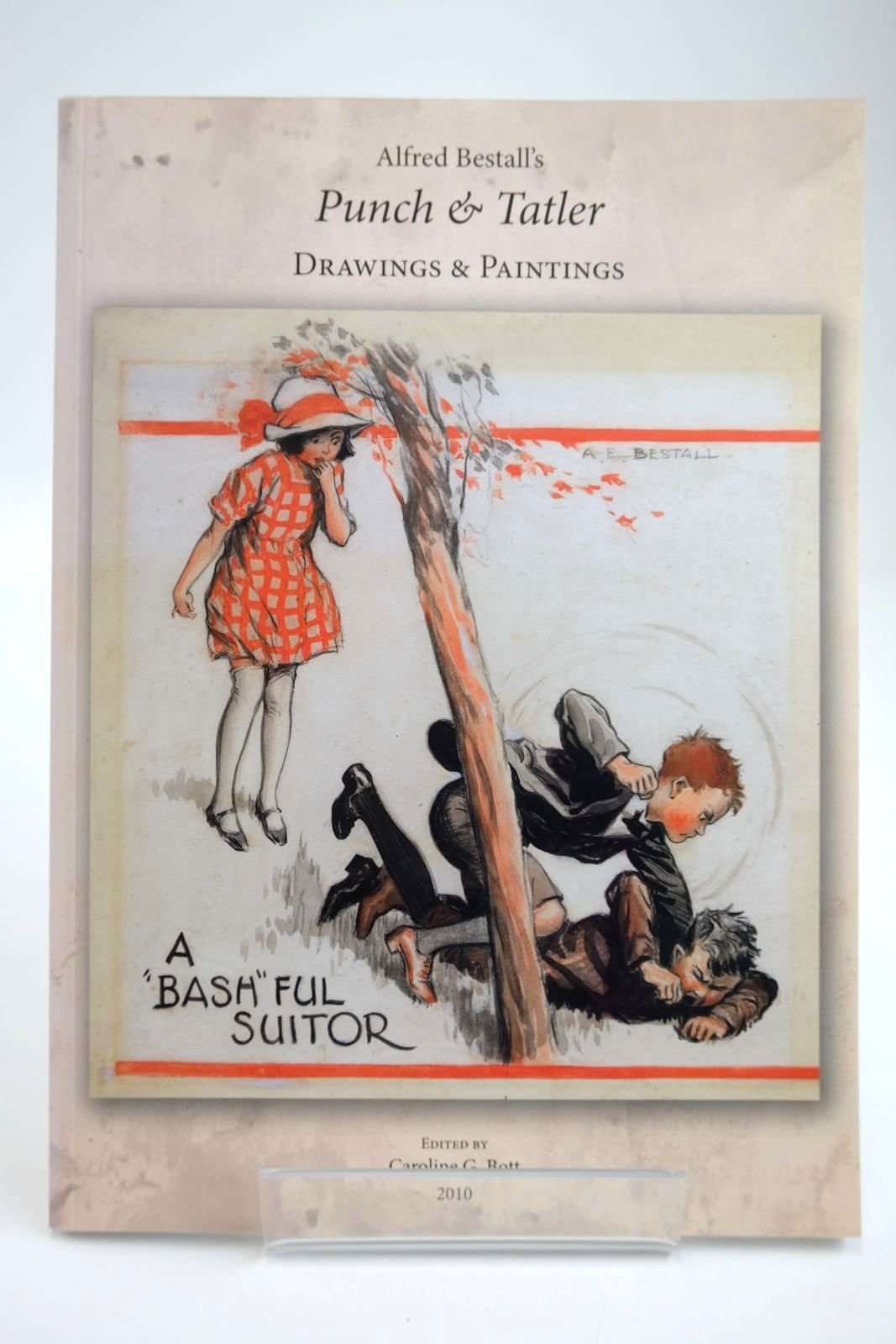 Photo of ALFRED BESTALL'S PUNCH & TATLER DRAWINGS & PAINTINGS written by Bott, Caroline G. illustrated by Bestall, Alfred (STOCK CODE: 2133879)  for sale by Stella & Rose's Books