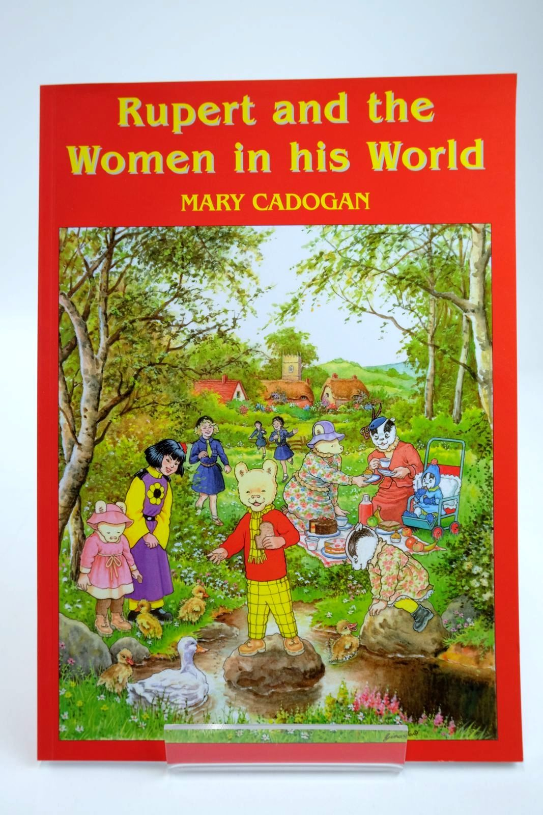 Rupert And The Women In His World