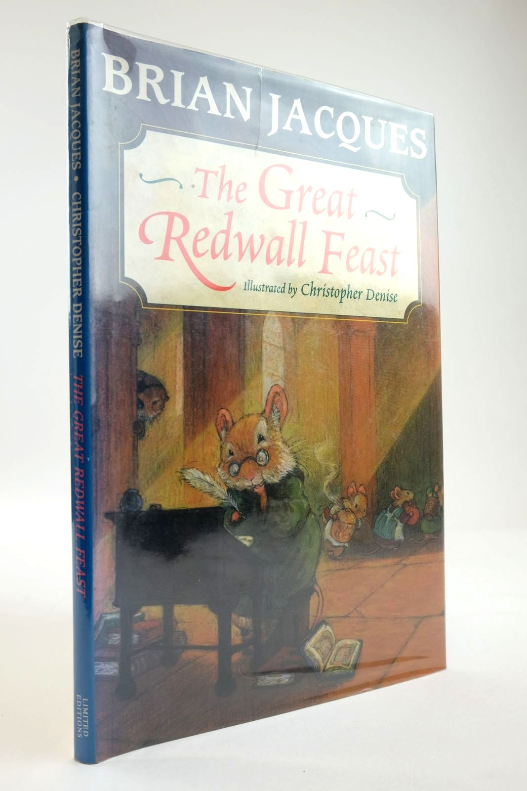 Photo of THE GREAT REDWALL FEAST- Stock Number: 2133884