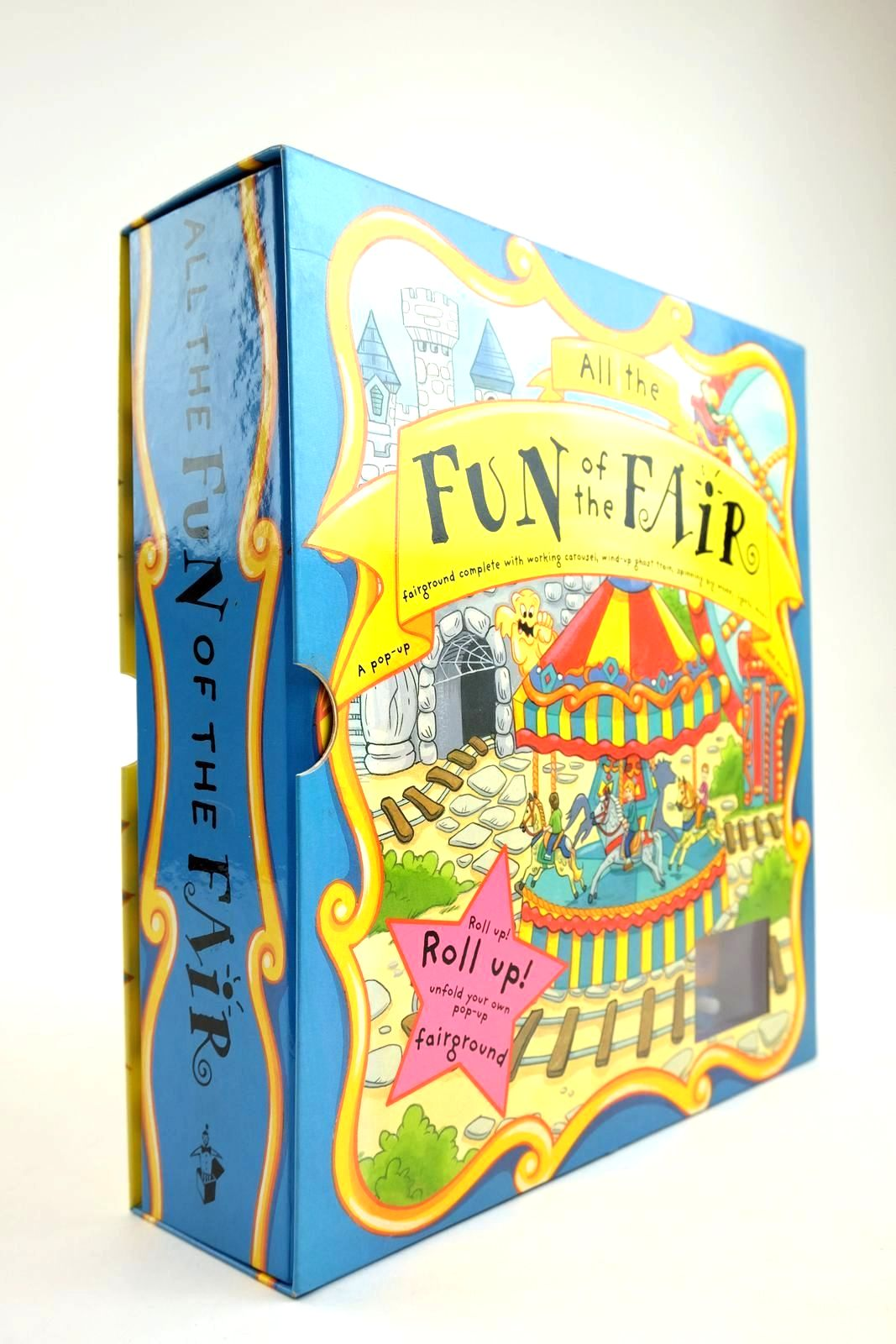 Photo of ALL THE FUN OF THE FAIR written by Johnstone, Mat Ferguson, Richard illustrated by Giraffe, Red published by The Templar Company Plc (STOCK CODE: 2133889)  for sale by Stella & Rose's Books
