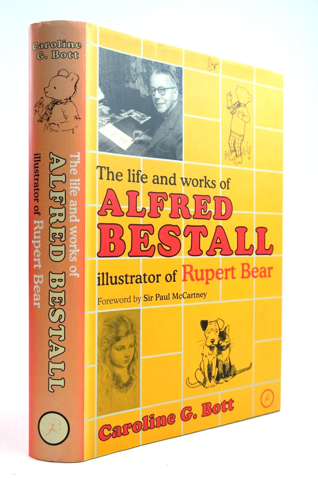 Photo of THE LIFE AND WORKS OF ALFRED BESTALL- Stock Number: 2133893