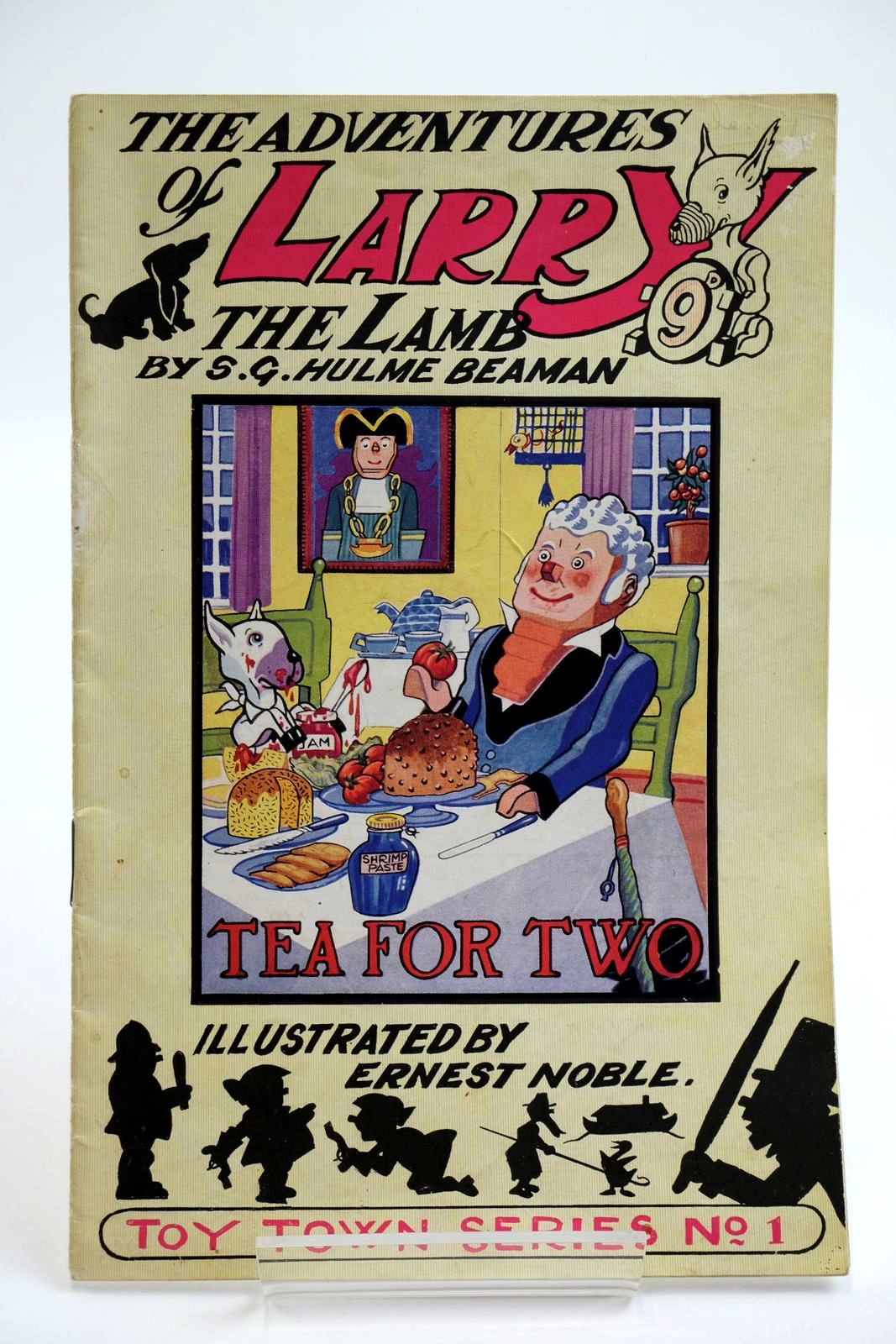 Photo of THE ADVENTURES OF LARRY THE LAMB - TEA FOR TWO- Stock Number: 2133903