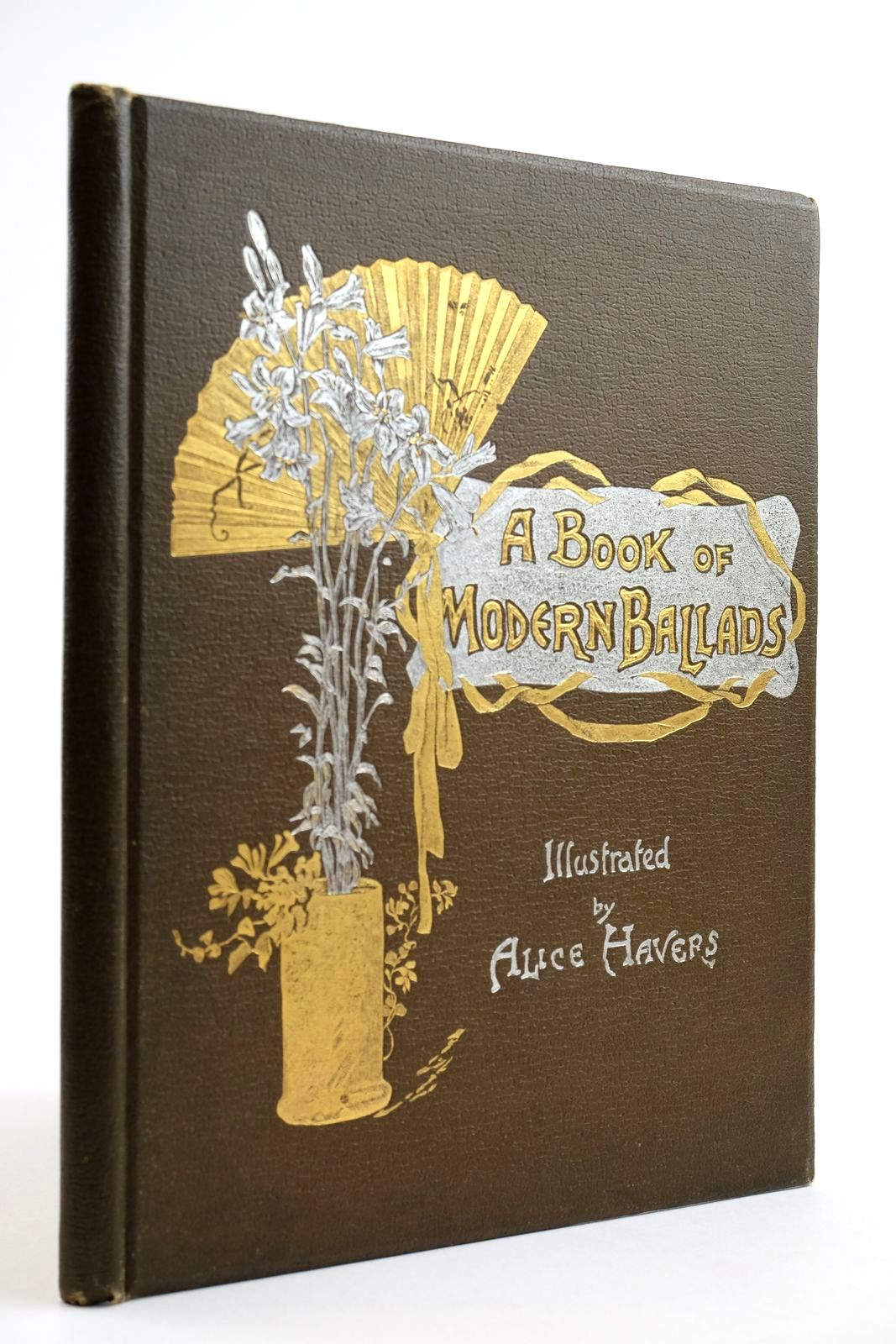 Photo of A BOOK OF MODERN BALLADS written by Browning, E.B. Gilbert, W.S. Weatherly, F.E. et al, illustrated by Havers, Alice Sunter, J. Pauline published by Hildesheimer & Faulkner (STOCK CODE: 2133907)  for sale by Stella & Rose's Books