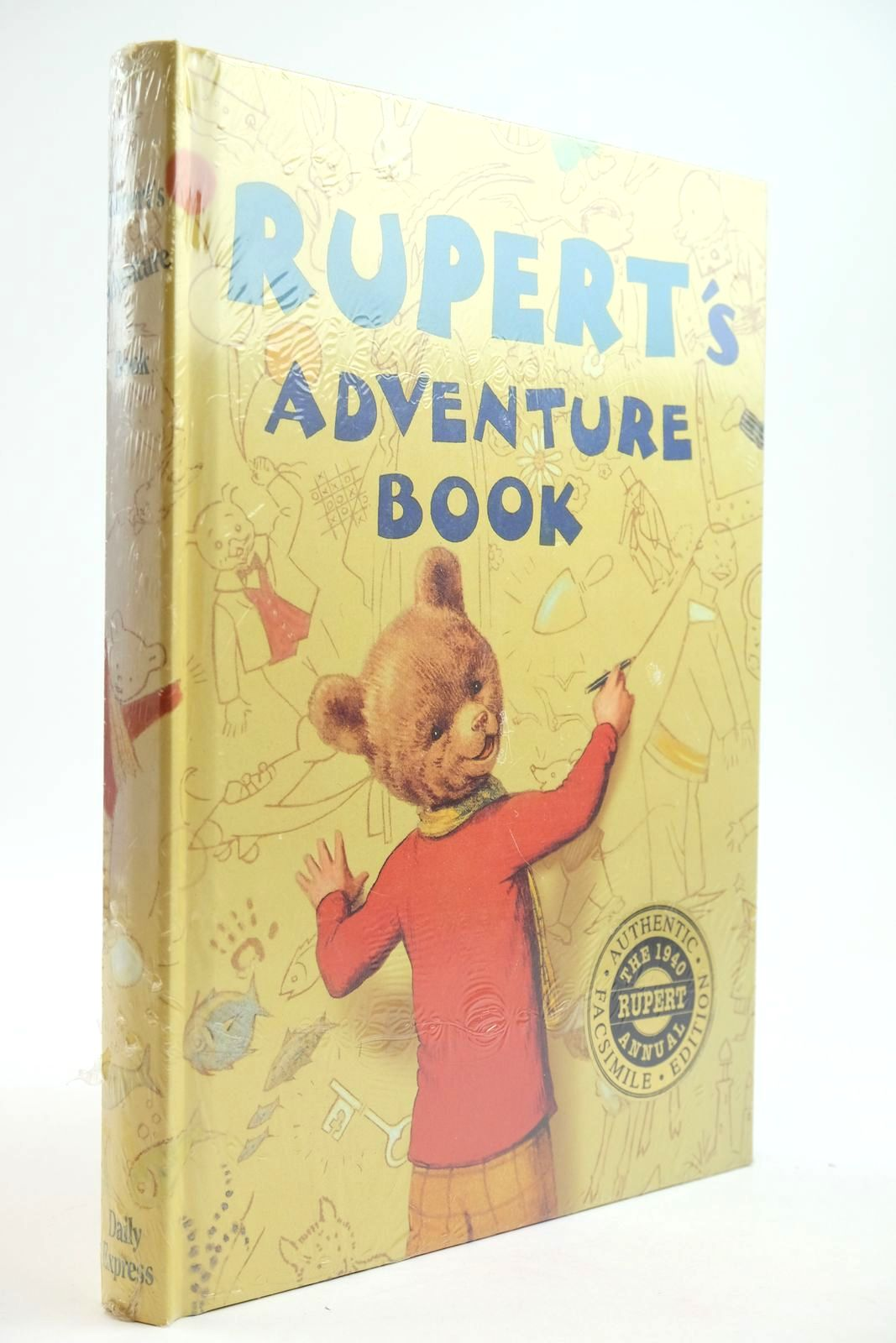 Photo of RUPERT ANNUAL 1940 (FACSIMILE) - RUPERT'S ADVENTURE BOOK written by Bestall, Alfred illustrated by Bestall, Alfred published by Annual Concepts Limited (STOCK CODE: 2133909)  for sale by Stella & Rose's Books