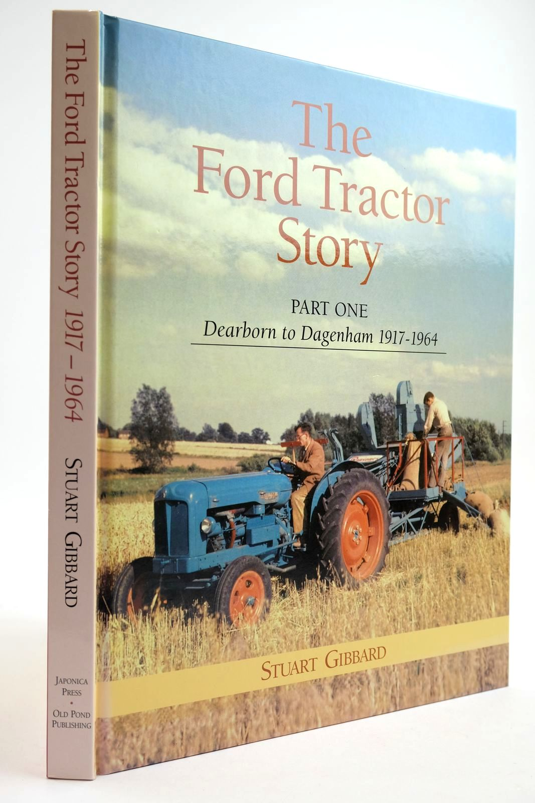 Photo of THE FORD TRACTOR STORY PART ONE DEARBORN TO DAGENHAM 1917-1964- Stock Number: 2133914