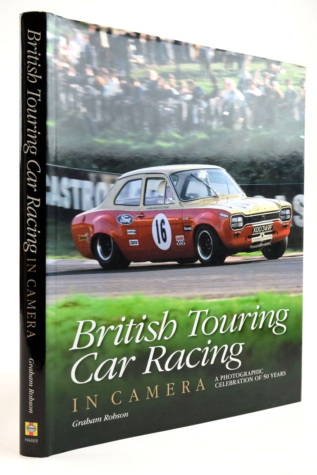 Photo of BRITISH TOURING CAR RACING IN CAMERA written by Robson, Graham published by Haynes Publishing (STOCK CODE: 2133915)  for sale by Stella & Rose's Books