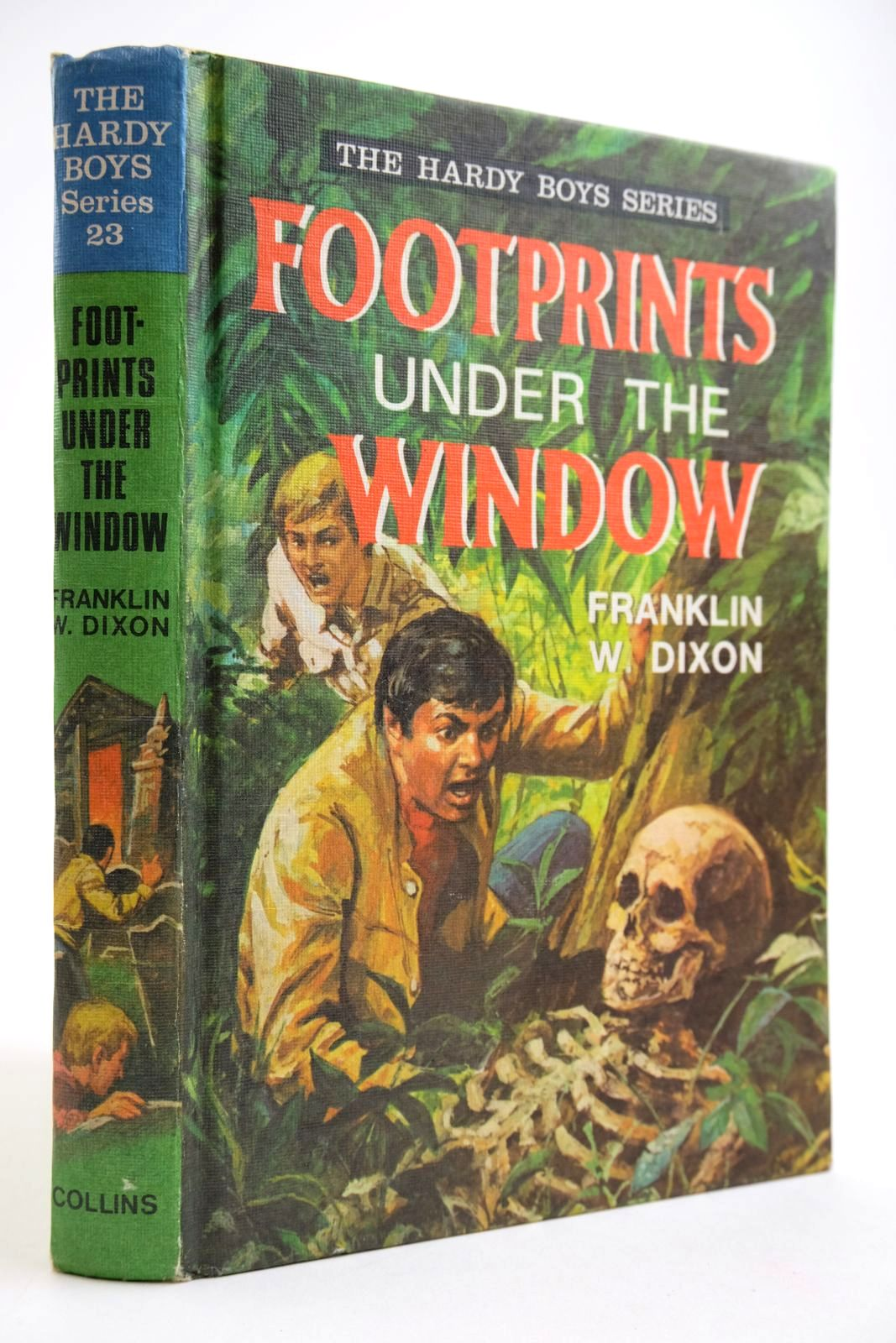 Photo of FOOTPRINTS UNDER THE WINDOW- Stock Number: 2133925