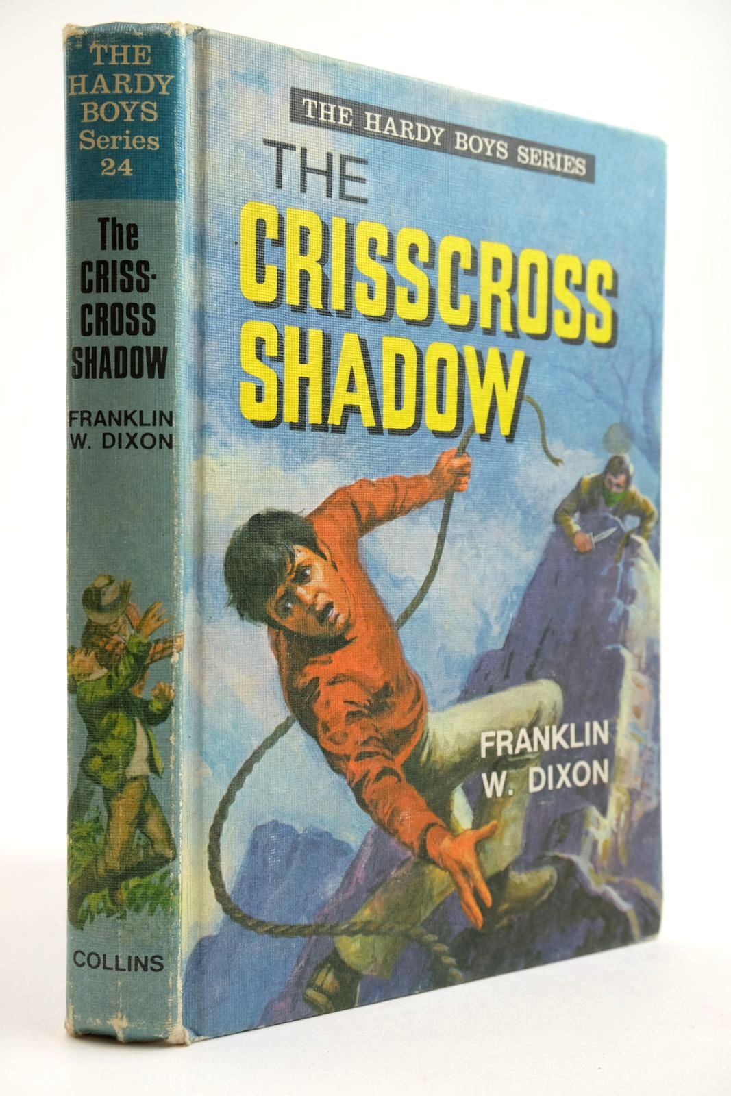 Photo of THE CRISSCROSS SHADOW- Stock Number: 2133926