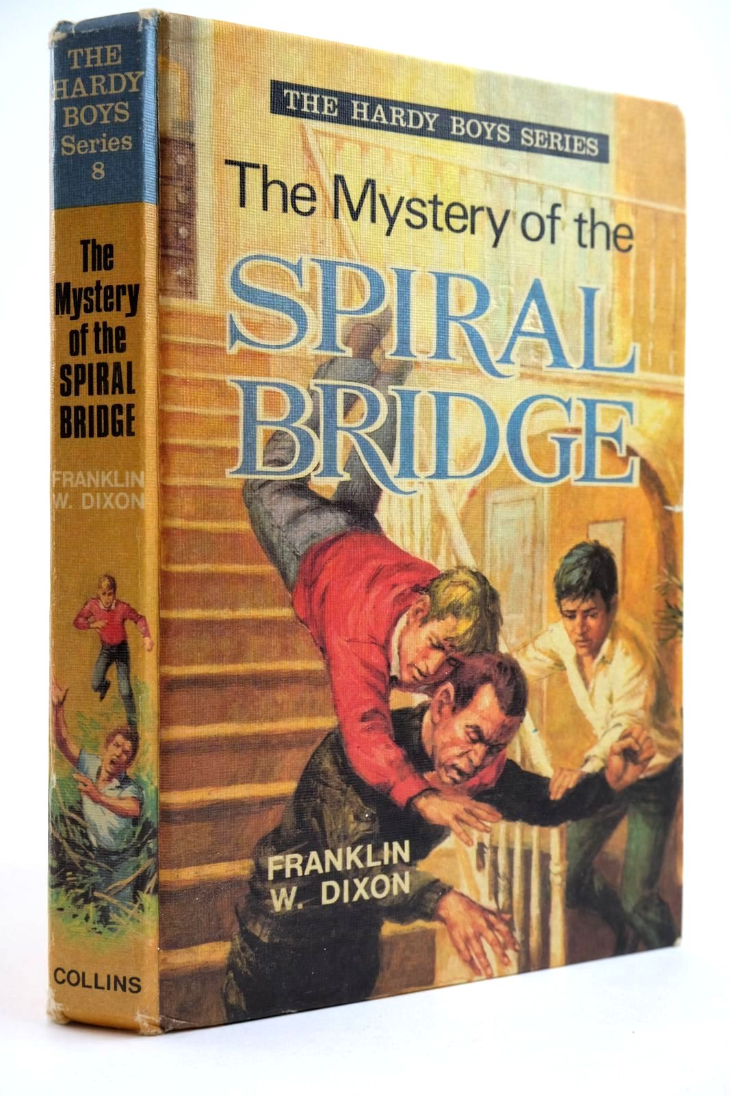 Photo of THE MYSTERY OF THE SPIRAL BRIDGE- Stock Number: 2133929