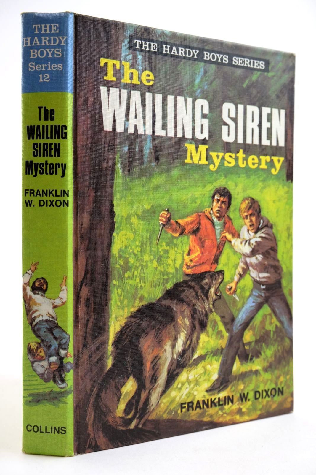 Photo of THE WAILING SIREN MYSTERY- Stock Number: 2133930