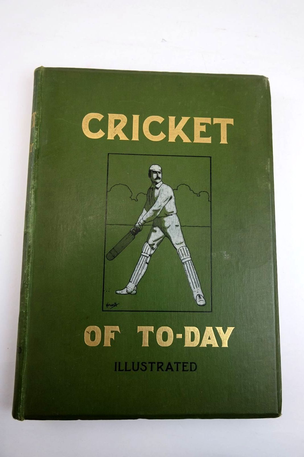Photo of CRICKET OF TO-DAY AND YESTERDAY (2 VOLUMES) written by Standing, Percy Cross et al, published by Blackwood, Le Bas & Co. (STOCK CODE: 2133938)  for sale by Stella & Rose's Books