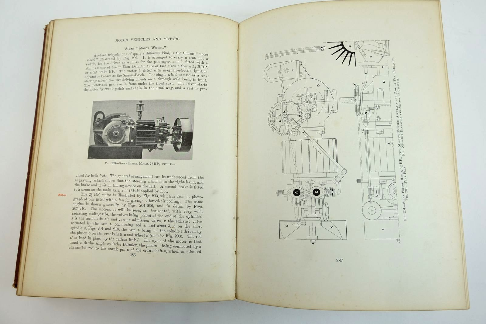 Photo of MOTOR VEHICLES AND MOTORS written by Beaumont, W. Worby published by Archibald Constable & Co. Ltd. (STOCK CODE: 2133939)  for sale by Stella & Rose's Books