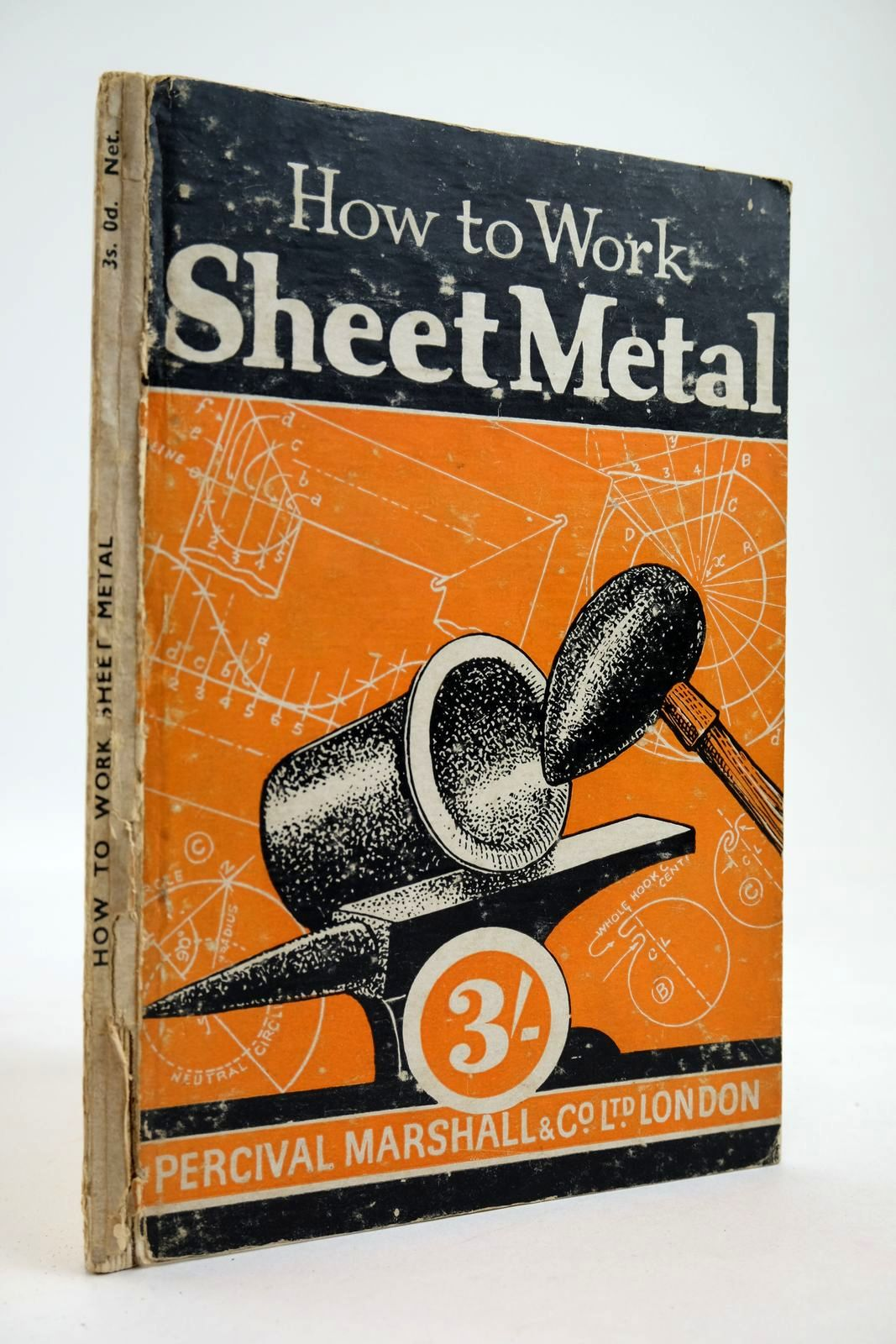 Photo of HOW TO WORK SHEET METAL- Stock Number: 2133947