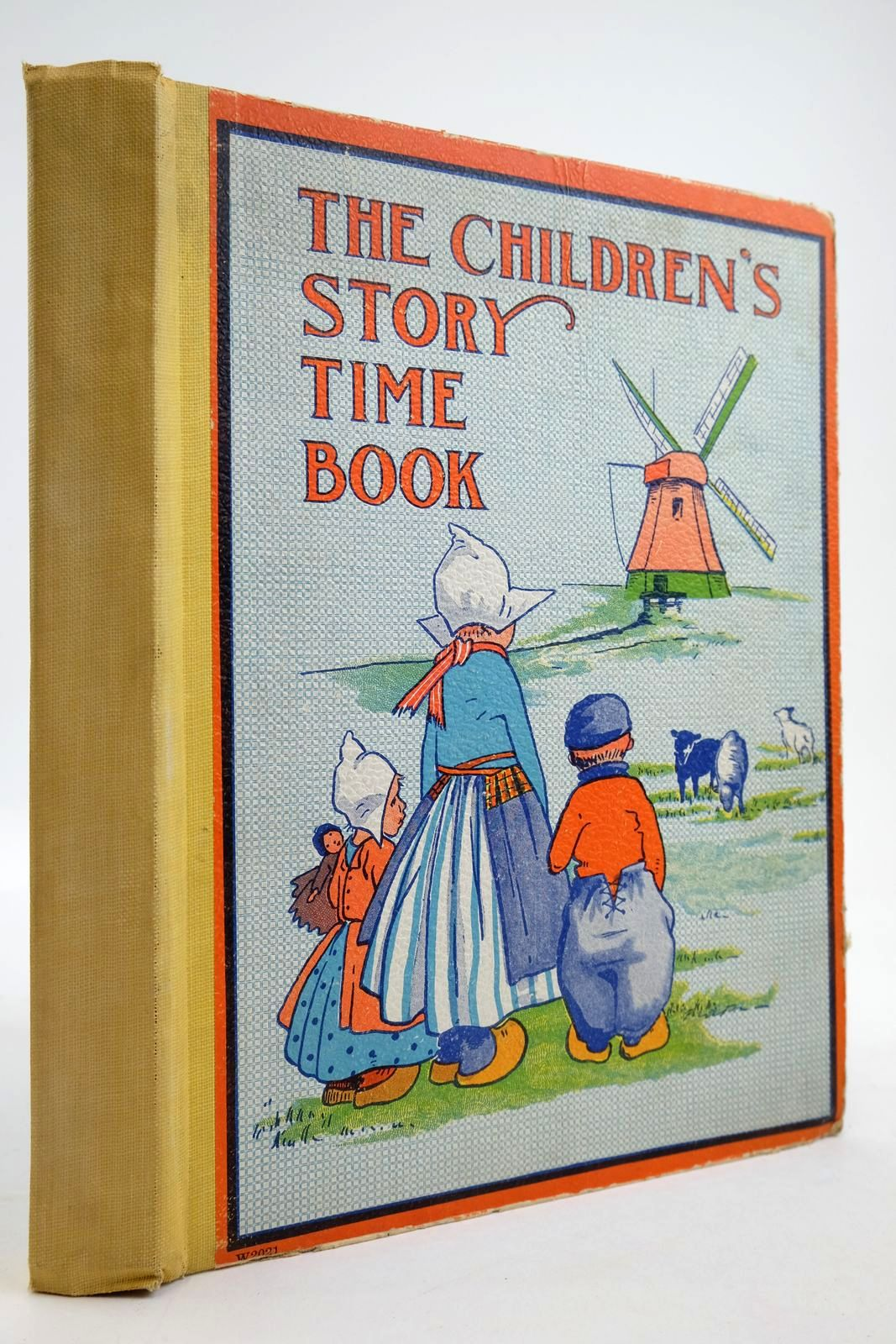 Photo of THE CHILDREN'S STORY TIME BOOK- Stock Number: 2133956