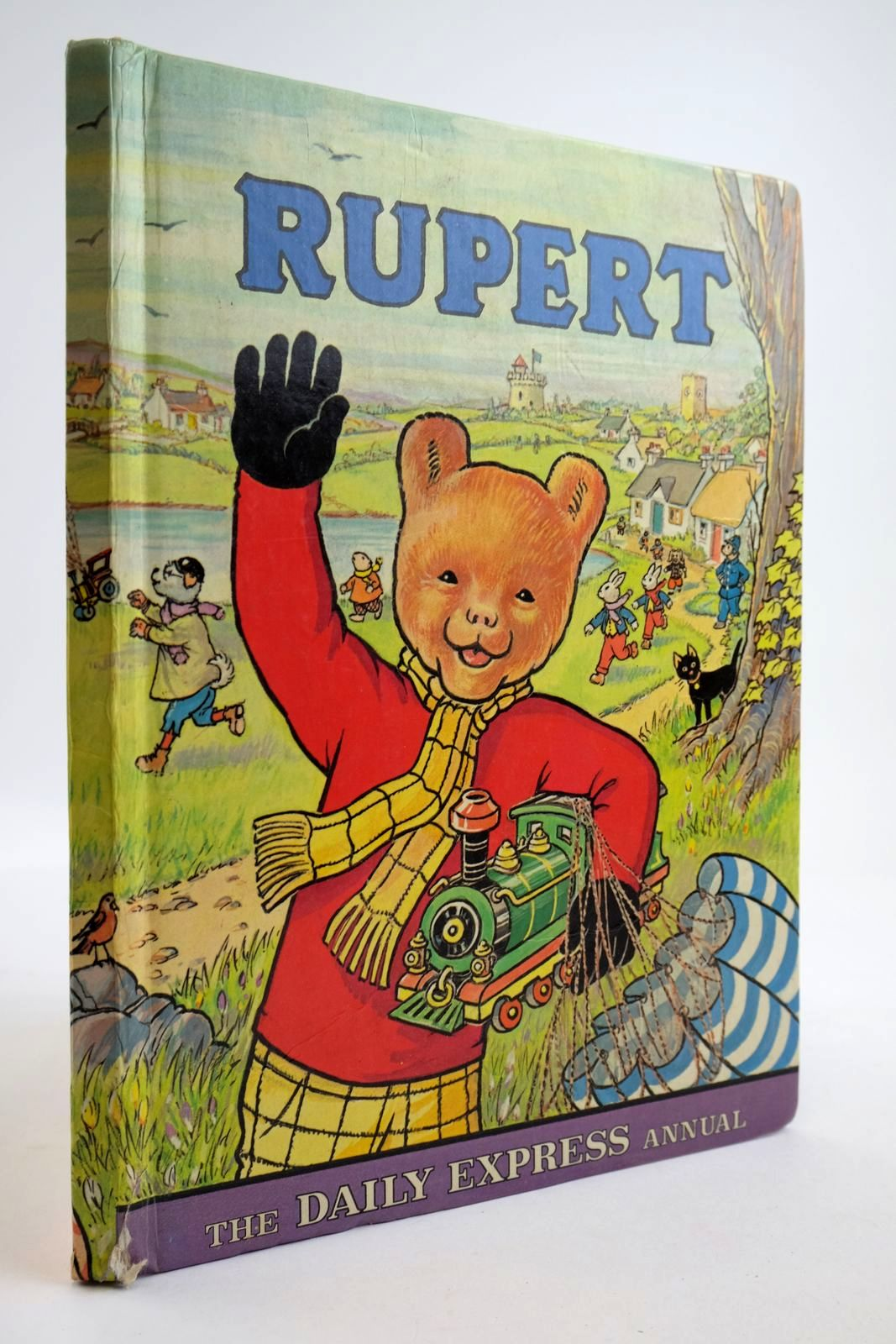 Photo of RUPERT ANNUAL 1976 illustrated by Cubie, Alex published by Daily Express (STOCK CODE: 2133960)  for sale by Stella & Rose's Books
