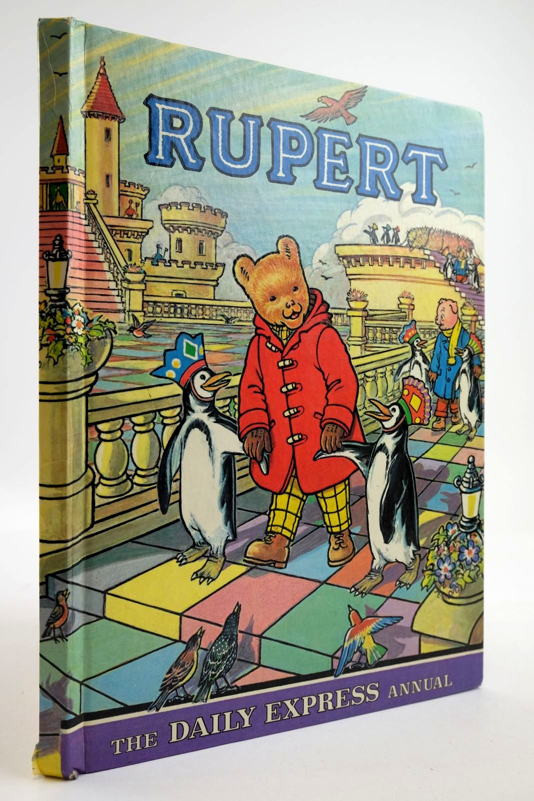 Photo of RUPERT ANNUAL 1977 illustrated by Cubie, Alex published by Daily Express (STOCK CODE: 2133961)  for sale by Stella & Rose's Books
