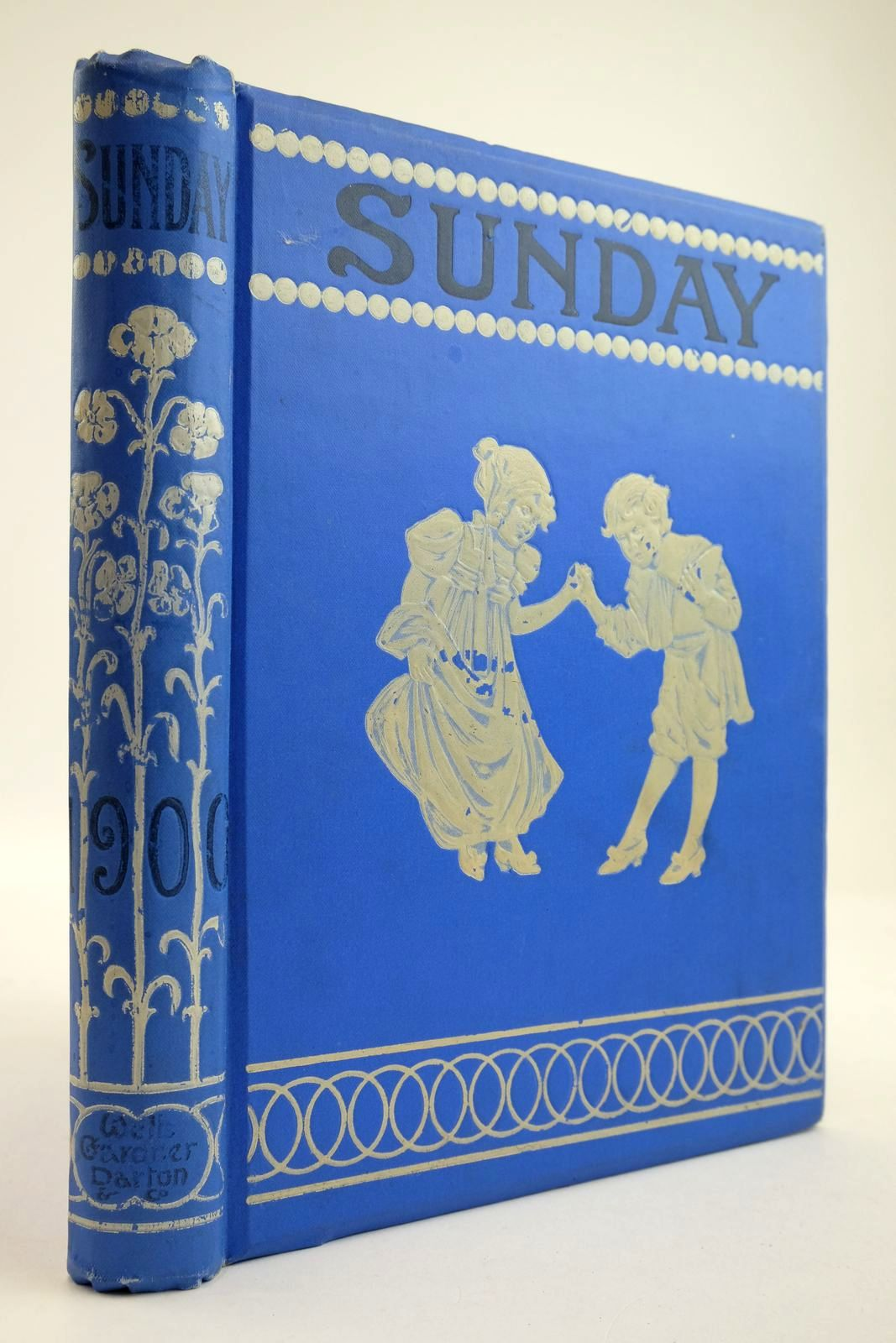 Photo of SUNDAY READING FOR THE YOUNG 1900 illustrated by Browne, Gordon Walker, A.G. Groome, W.H.C. Miles, Helen Rhead, George Woolliscroft Robinson, Charles et al.,  published by Wells Gardner, Darton & Co. (STOCK CODE: 2133964)  for sale by Stella & Rose's Books