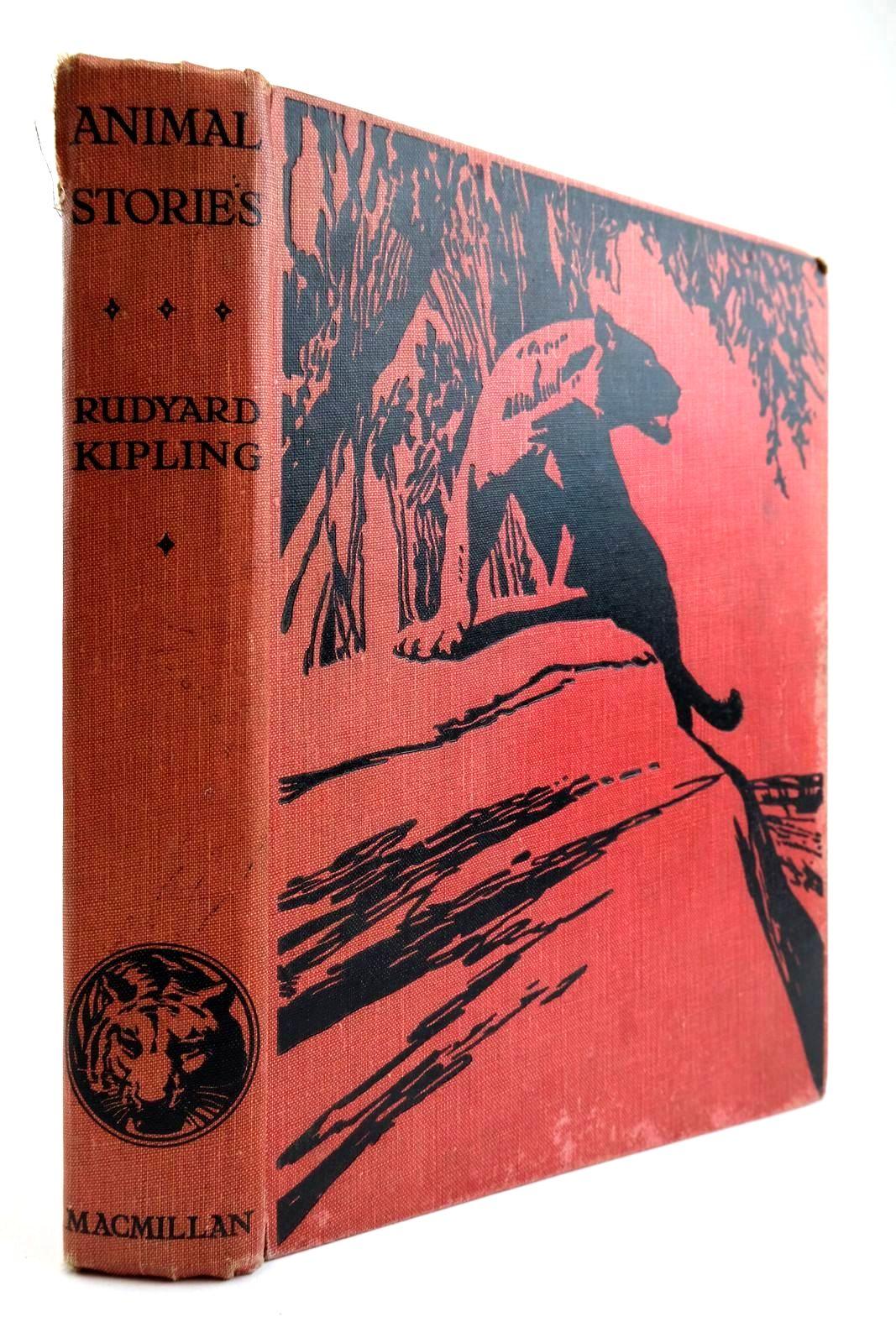 Photo of ANIMAL STORIES FROM RUDYARD KIPLING- Stock Number: 2133972