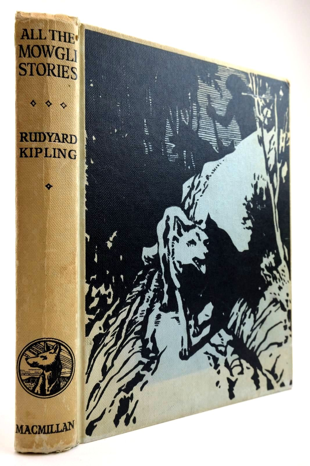 Photo of ALL THE MOWGLI STORIES written by Kipling, Rudyard illustrated by Tresilian, Stuart published by Macmillan & Co. Ltd. (STOCK CODE: 2133973)  for sale by Stella & Rose's Books