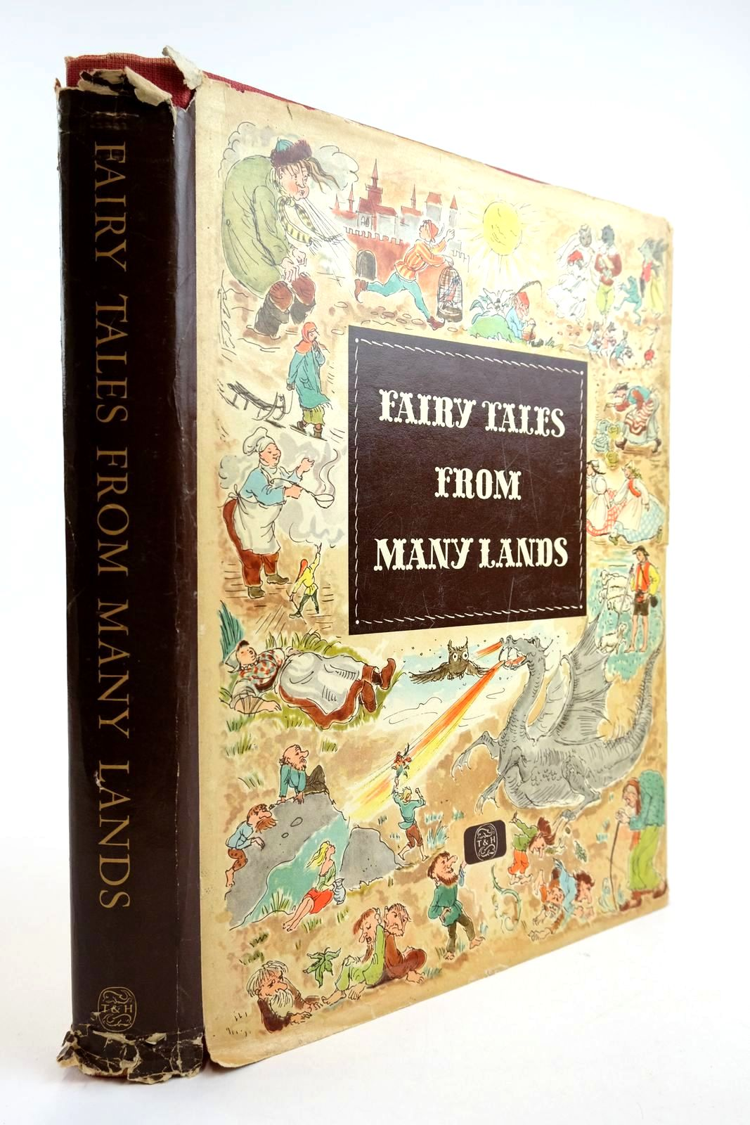 Photo of FAIRY TALES FROM MANY LANDS written by Herda, H. illustrated by Grossmann, Gerhard Koeppen, Hilde Wendorff-Weidt, Ursula published by Thames and Hudson (STOCK CODE: 2133974)  for sale by Stella & Rose's Books