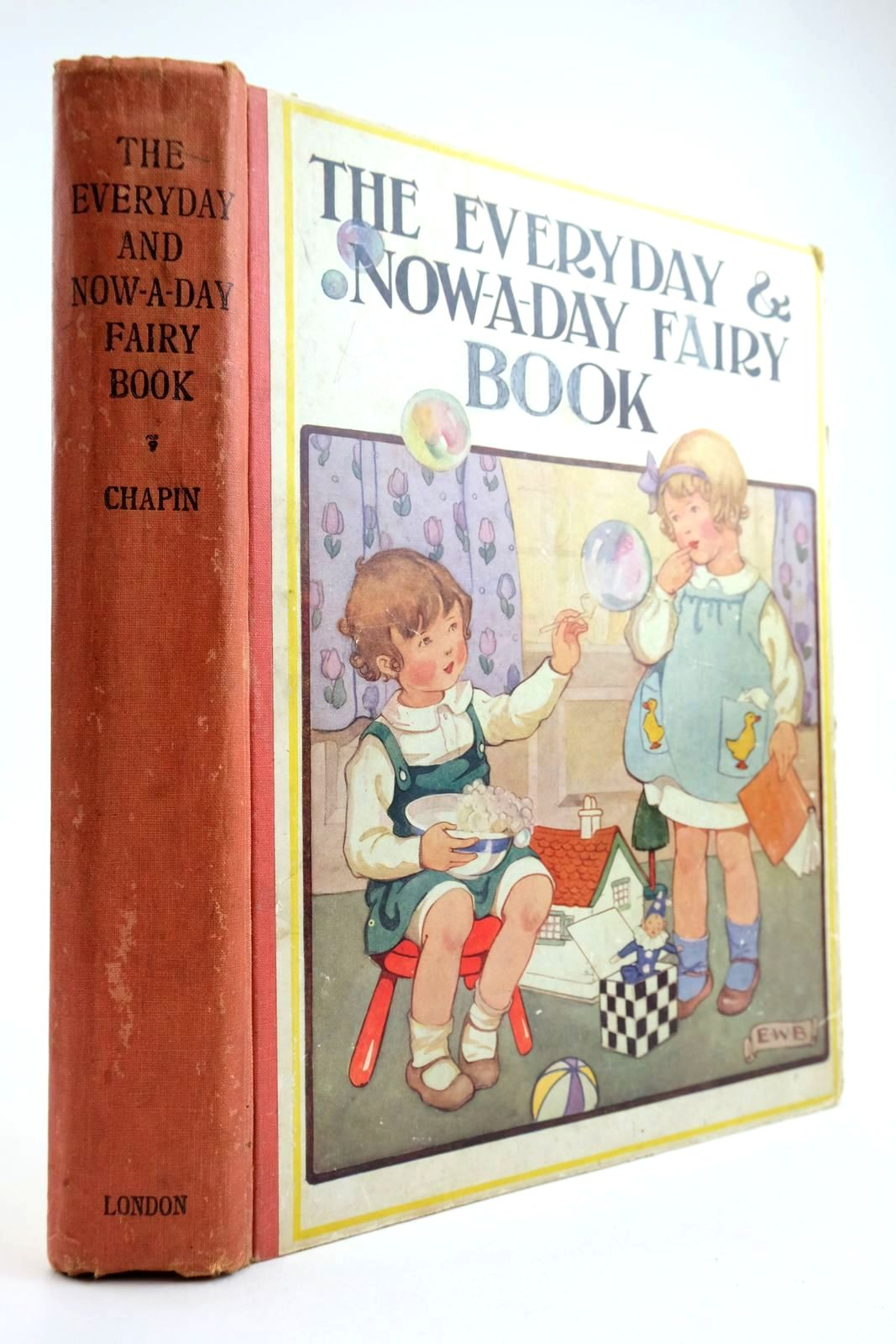 Photo of THE EVERYDAY AND NOW-A-DAY FAIRY BOOK written by Chapin, Anna Alice illustrated by Smith, Jessie Willcox published by J. Coker & Co. Ltd. (STOCK CODE: 2133975)  for sale by Stella & Rose's Books