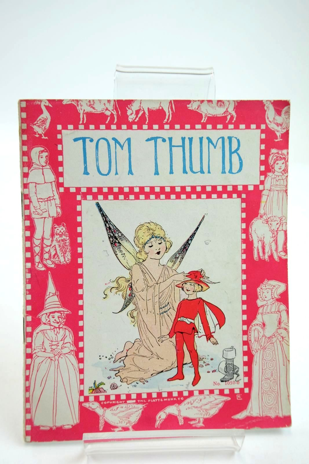 Photo of TOM THUMB- Stock Number: 2133976